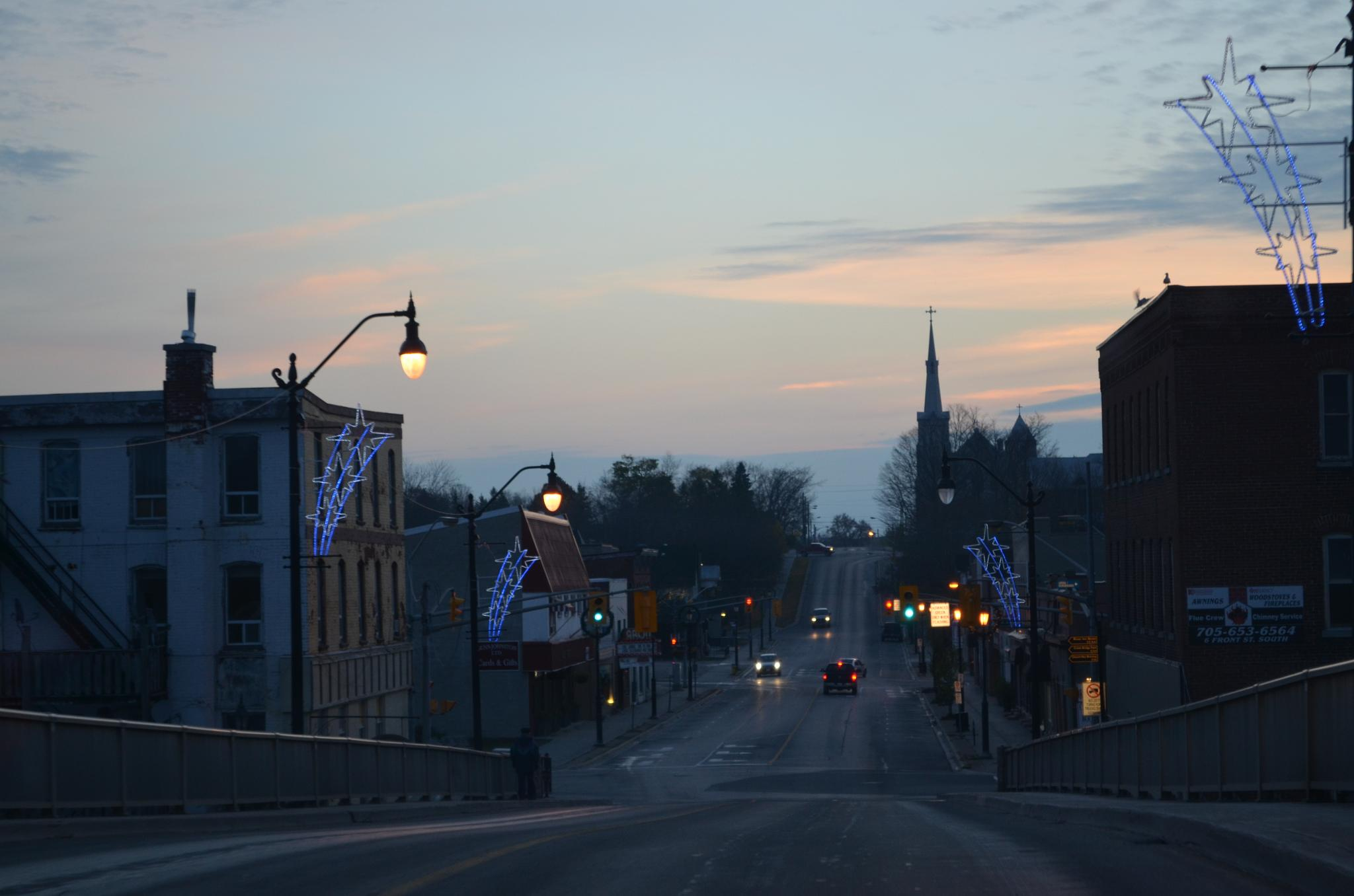 Campbellford by Eva Osterlee