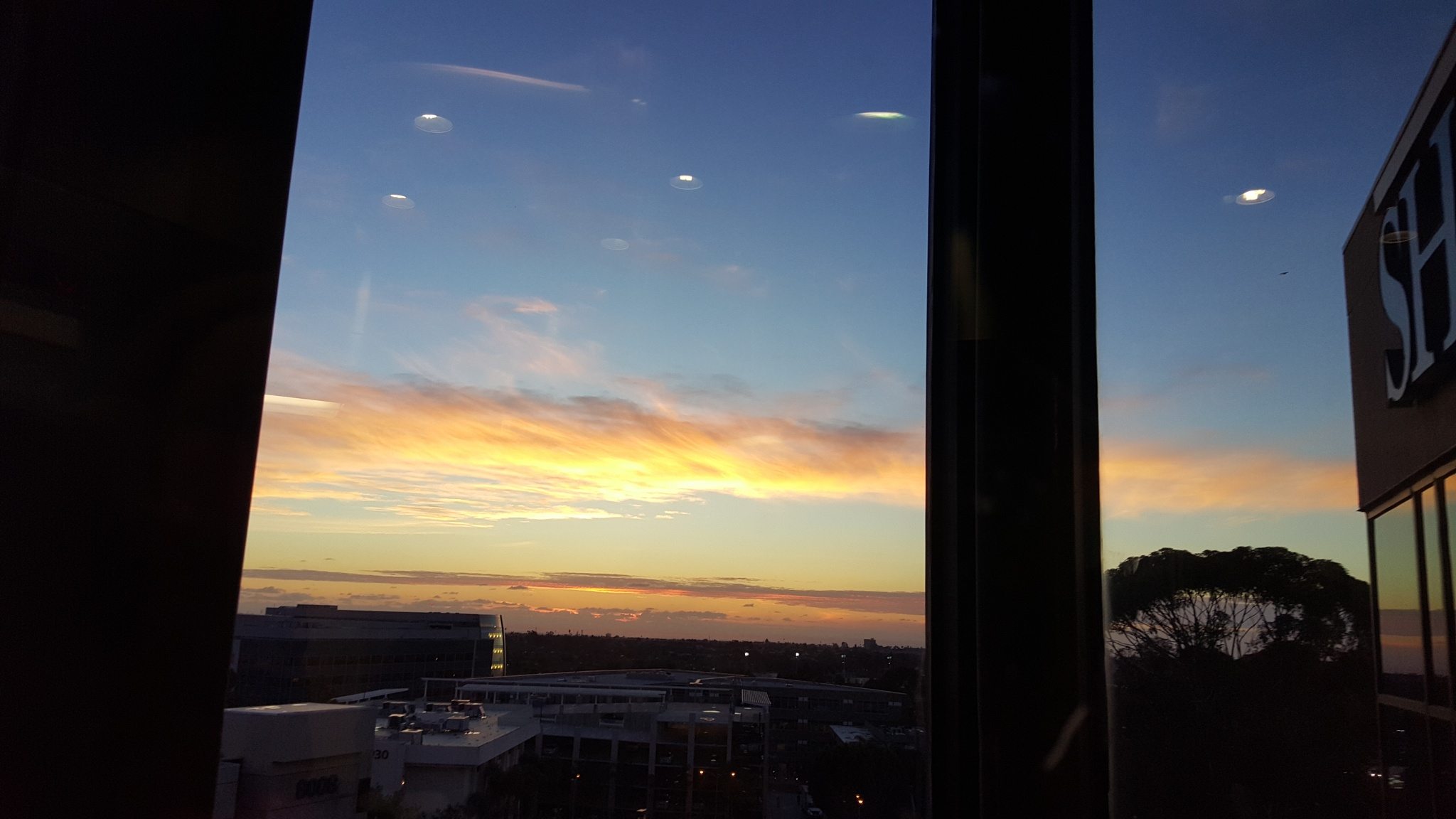 Sunset  by mfarhidar