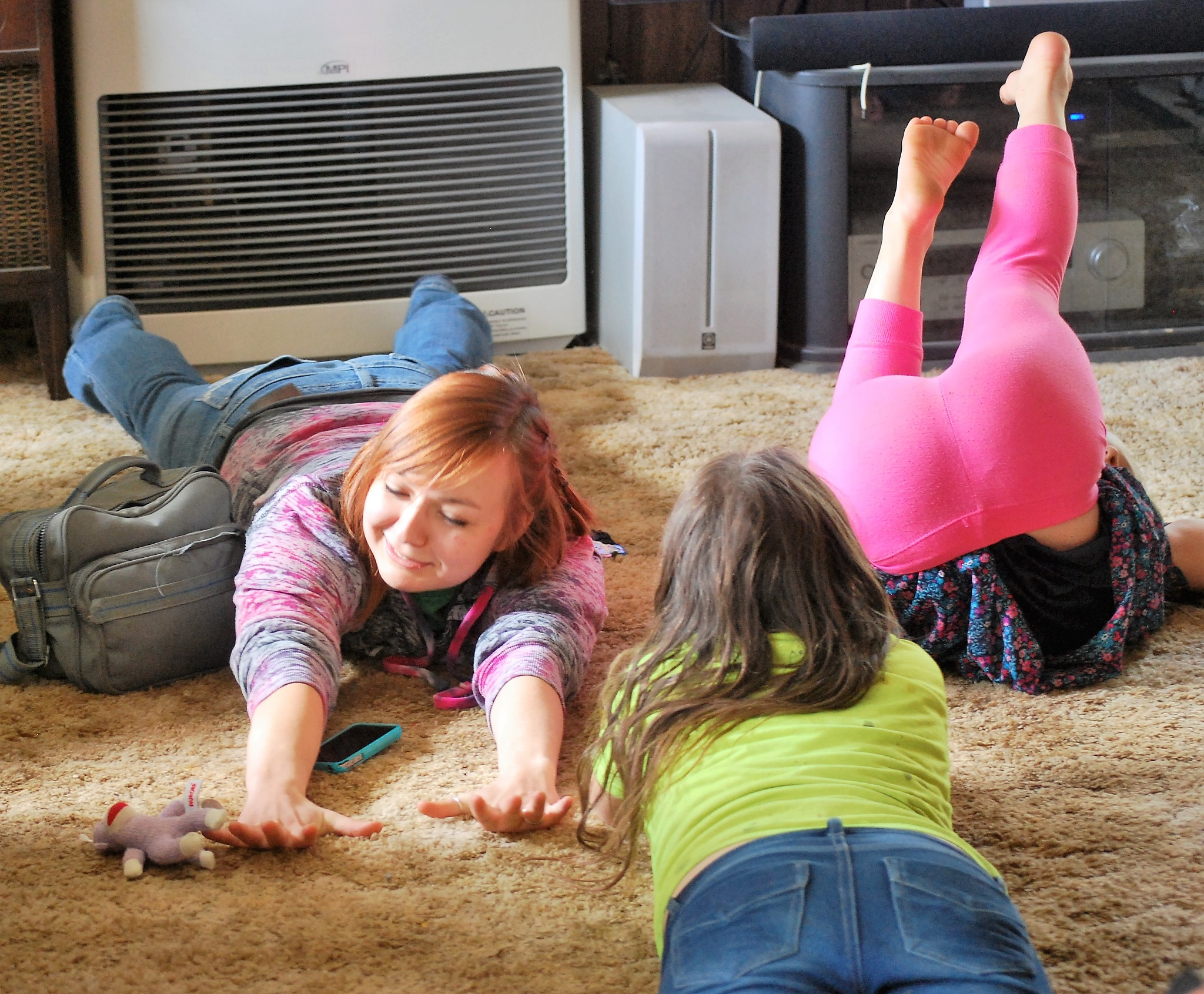 Yoga?  by marilyn Simkin