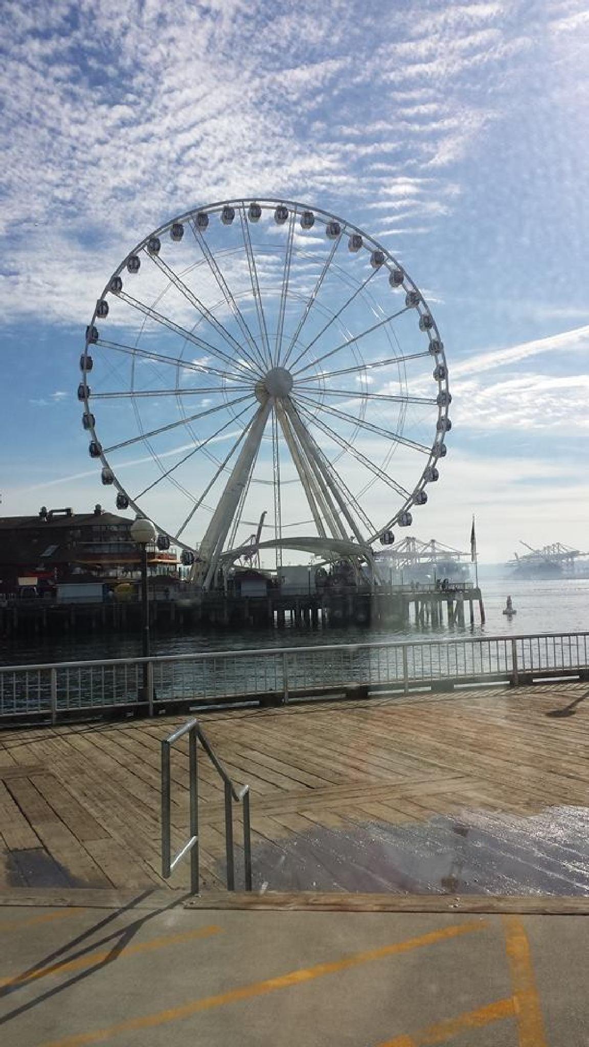 Seattle fare by marilyn wirtz