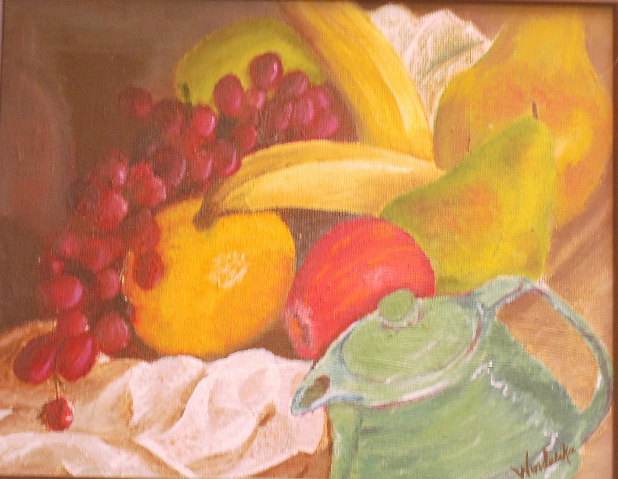 Fruit by marilyn wirtz