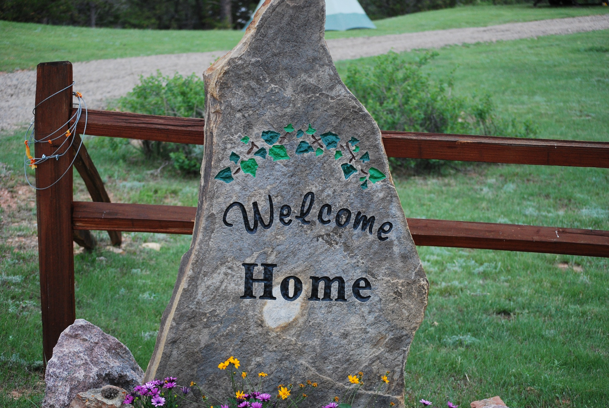 Welcome home by marilyn wirtz