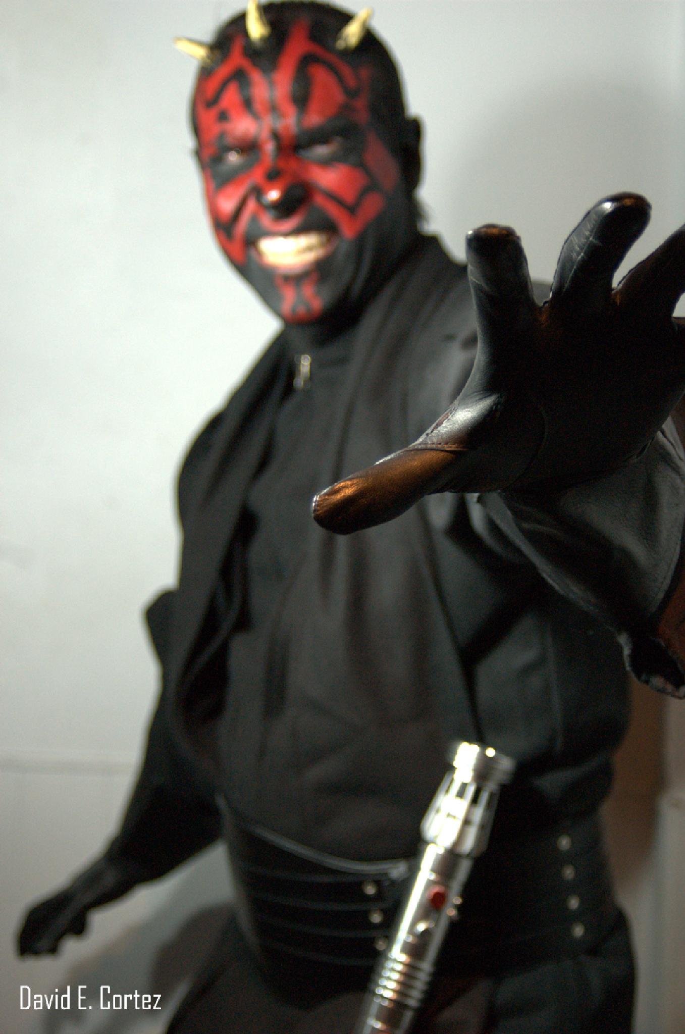 Fear the Dark Side by David E Cortez