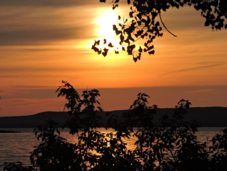 sunset by Janice Bradford
