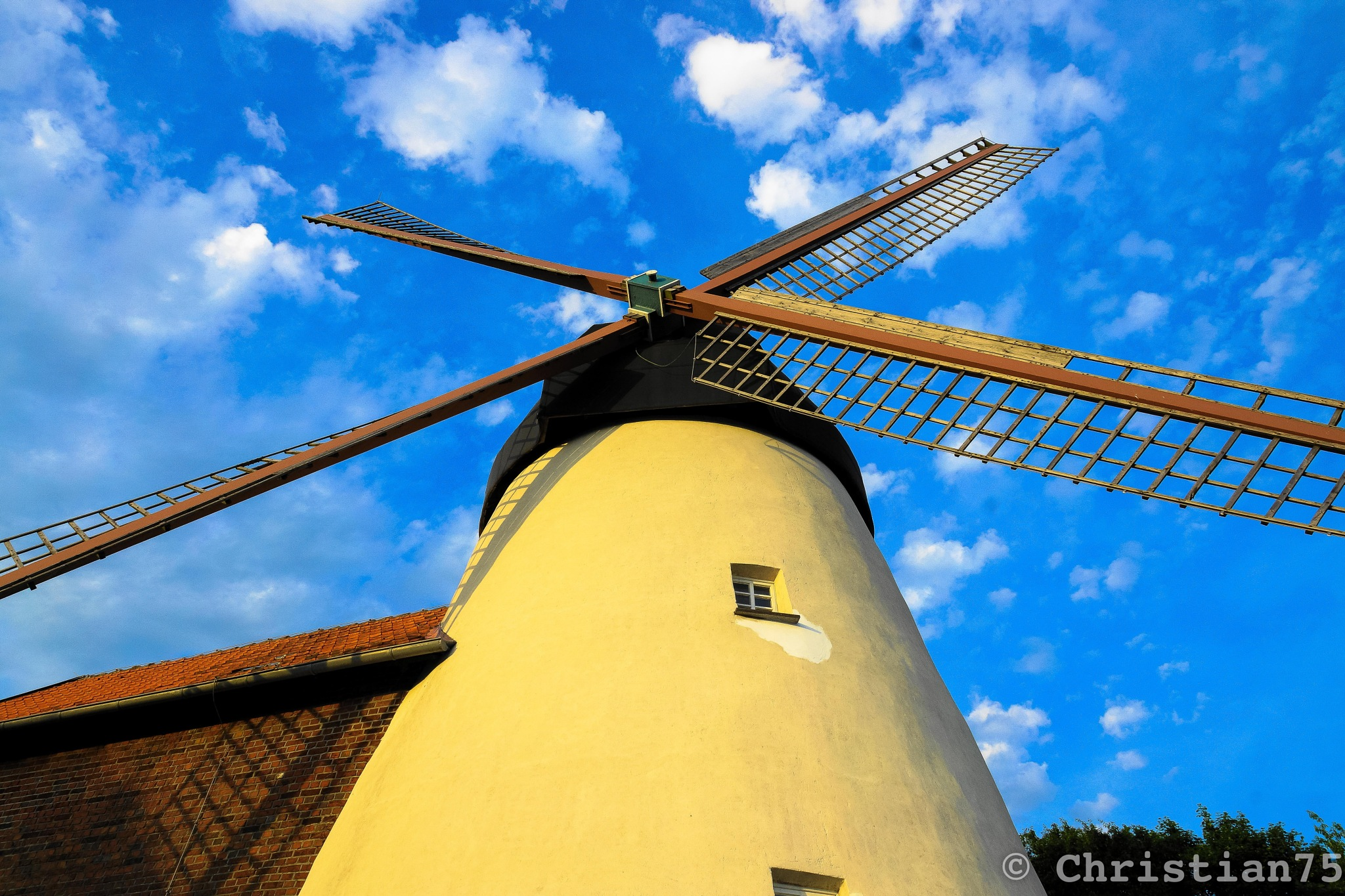 The old mill by Christian75