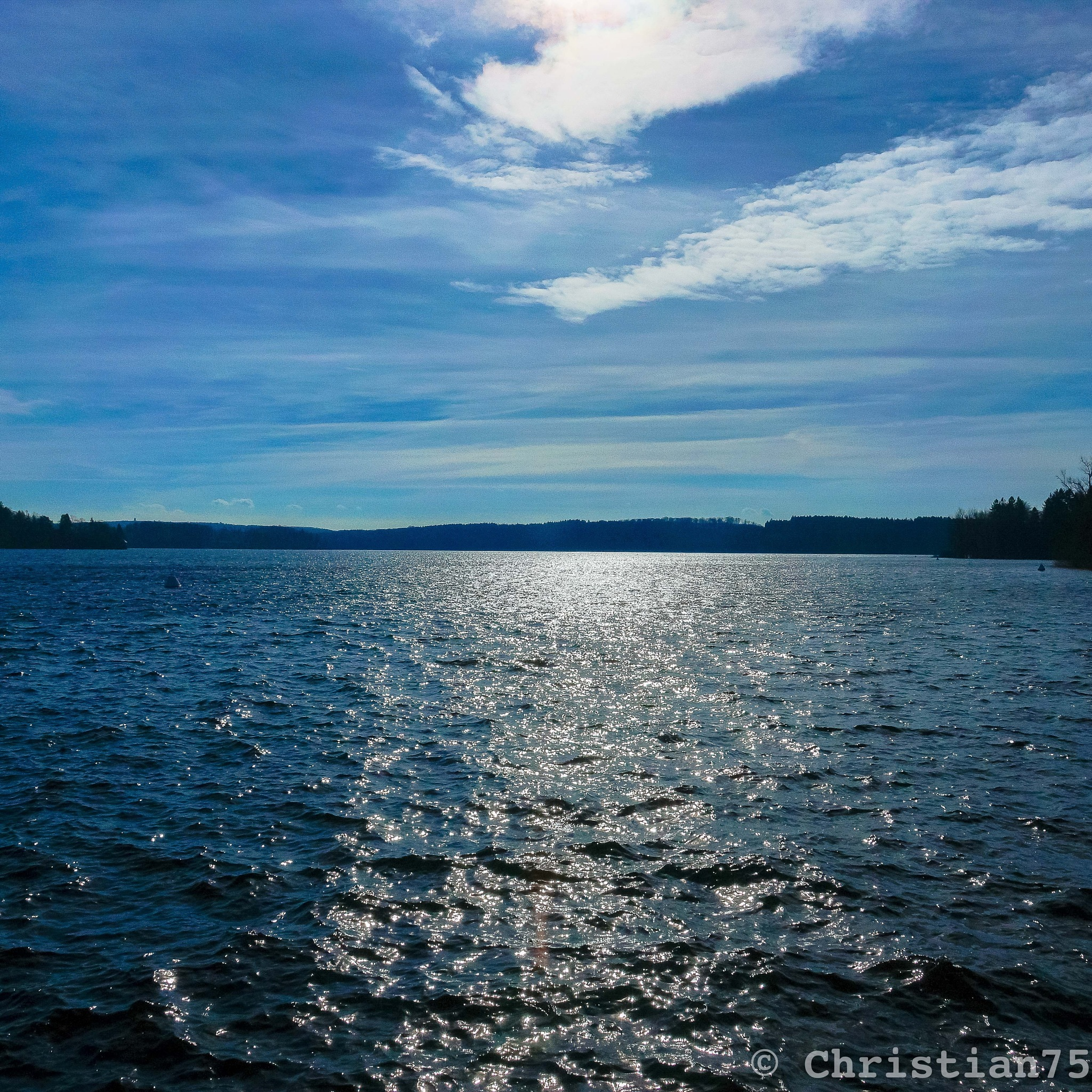 Möhnesee view by Christian75