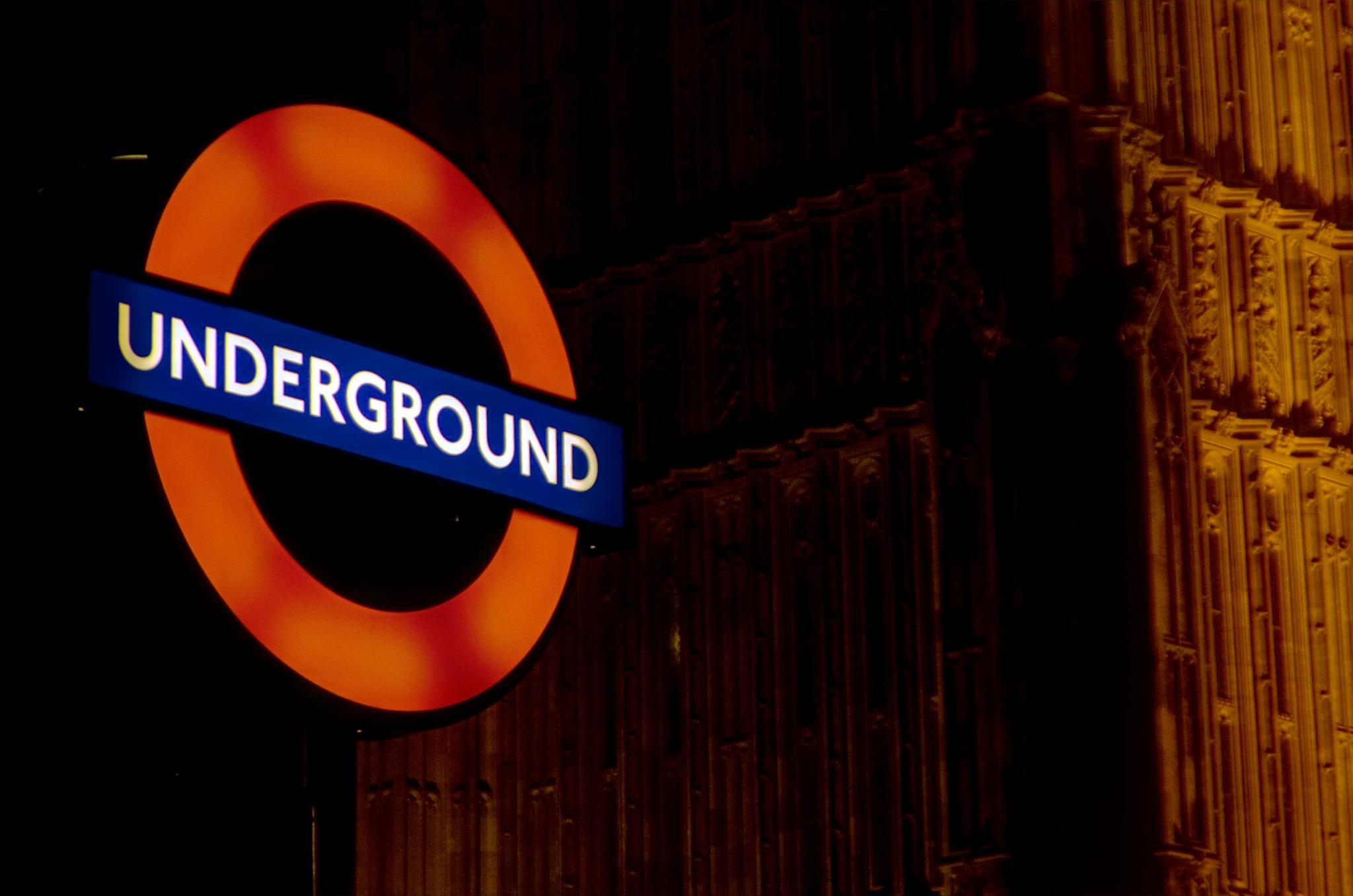 London Underground  by Todd Edson