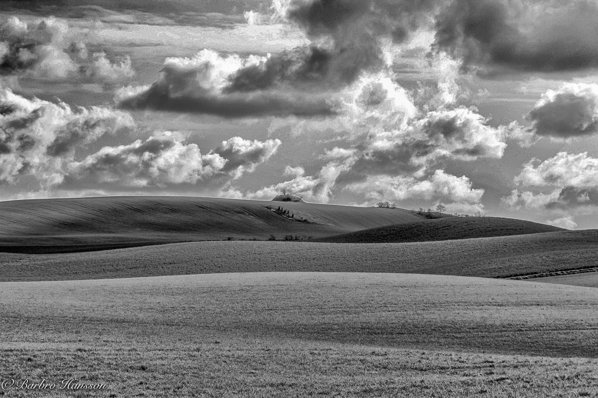 Rolling hills by barbro.hansson.9
