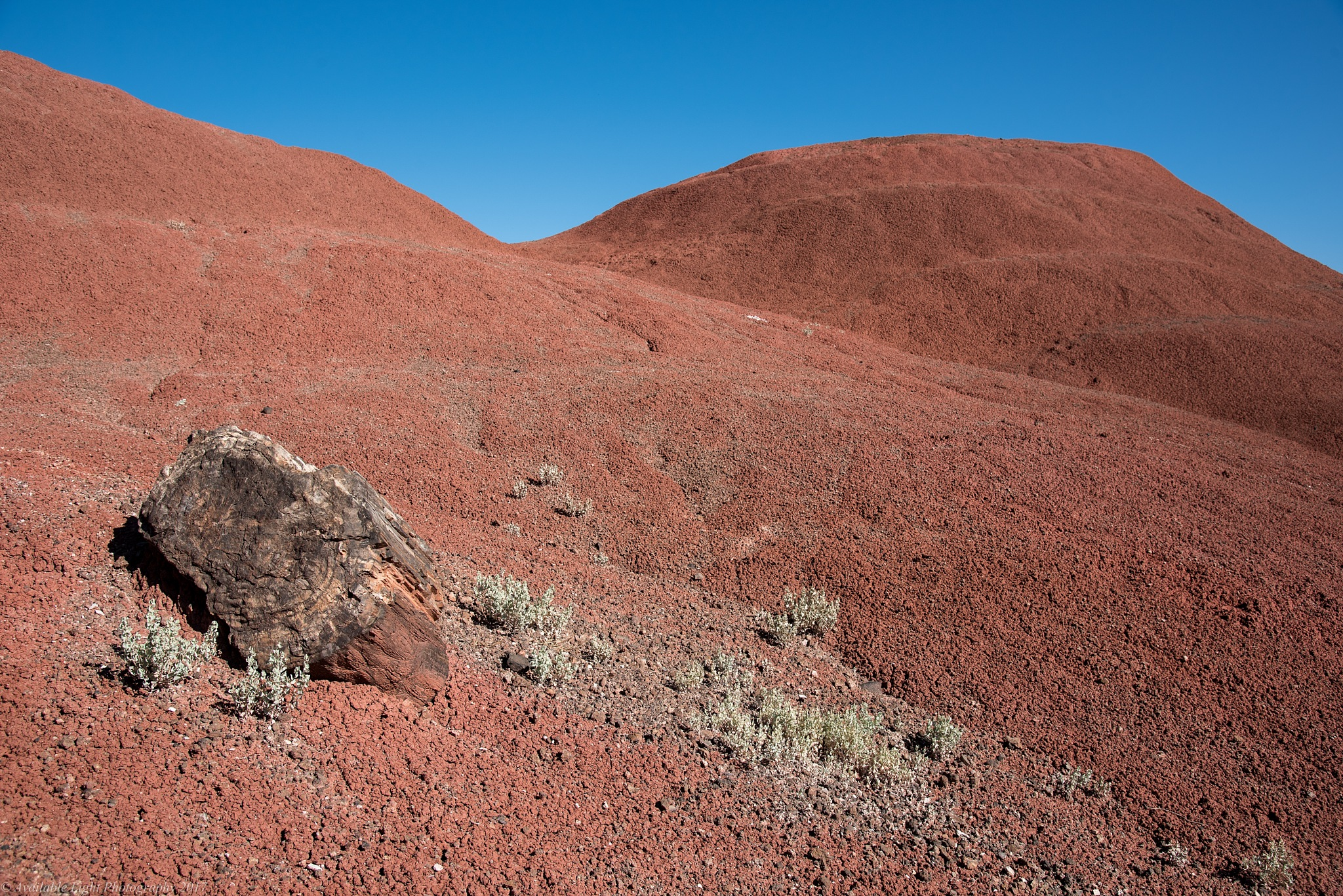 Painted Desert, Arizona-1 by Available Light Photography