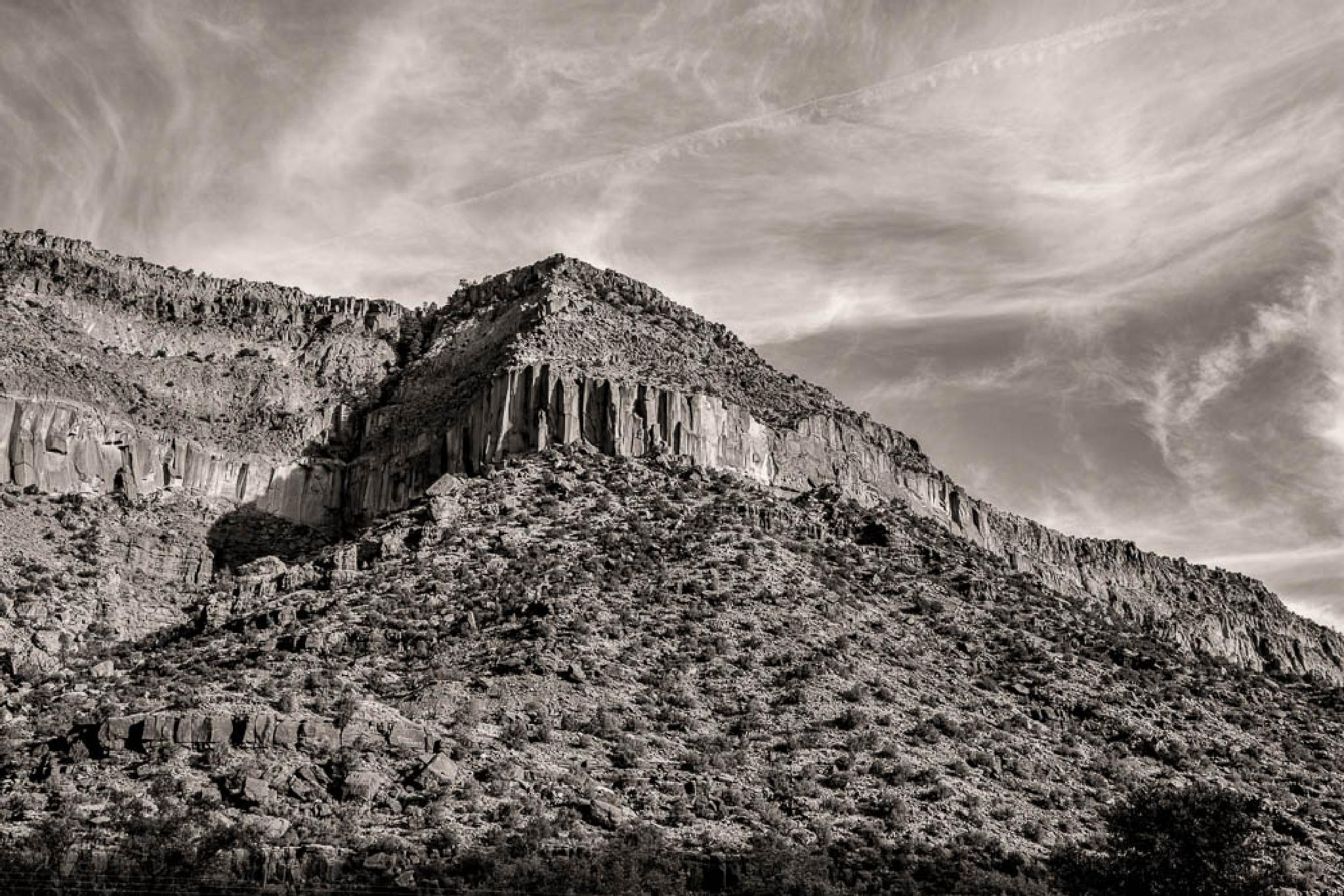 Ashes to Ashes-Jemez B&W-1 by Available Light Photography