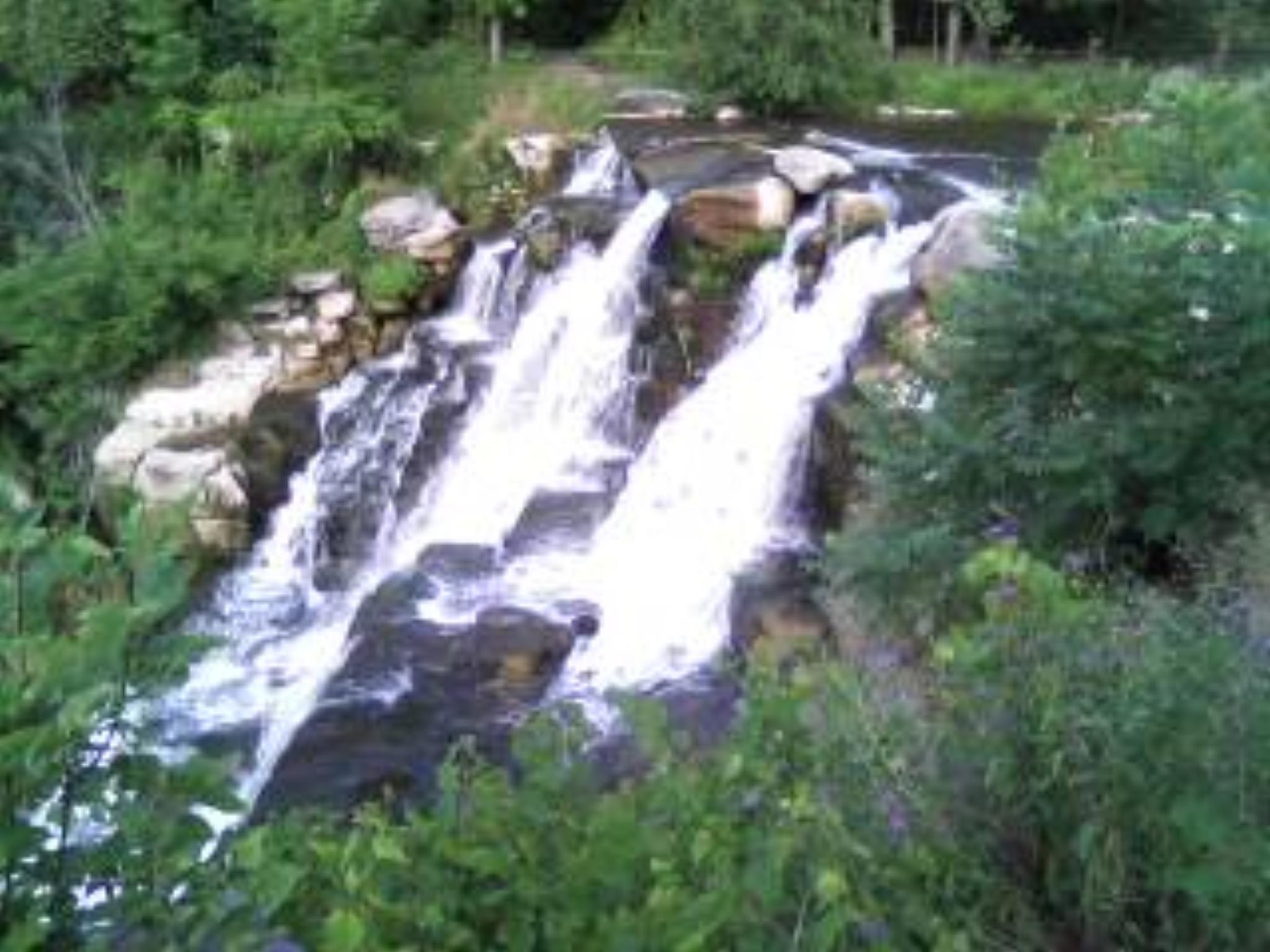 Chittenango Falls  by TriggerFingerNY