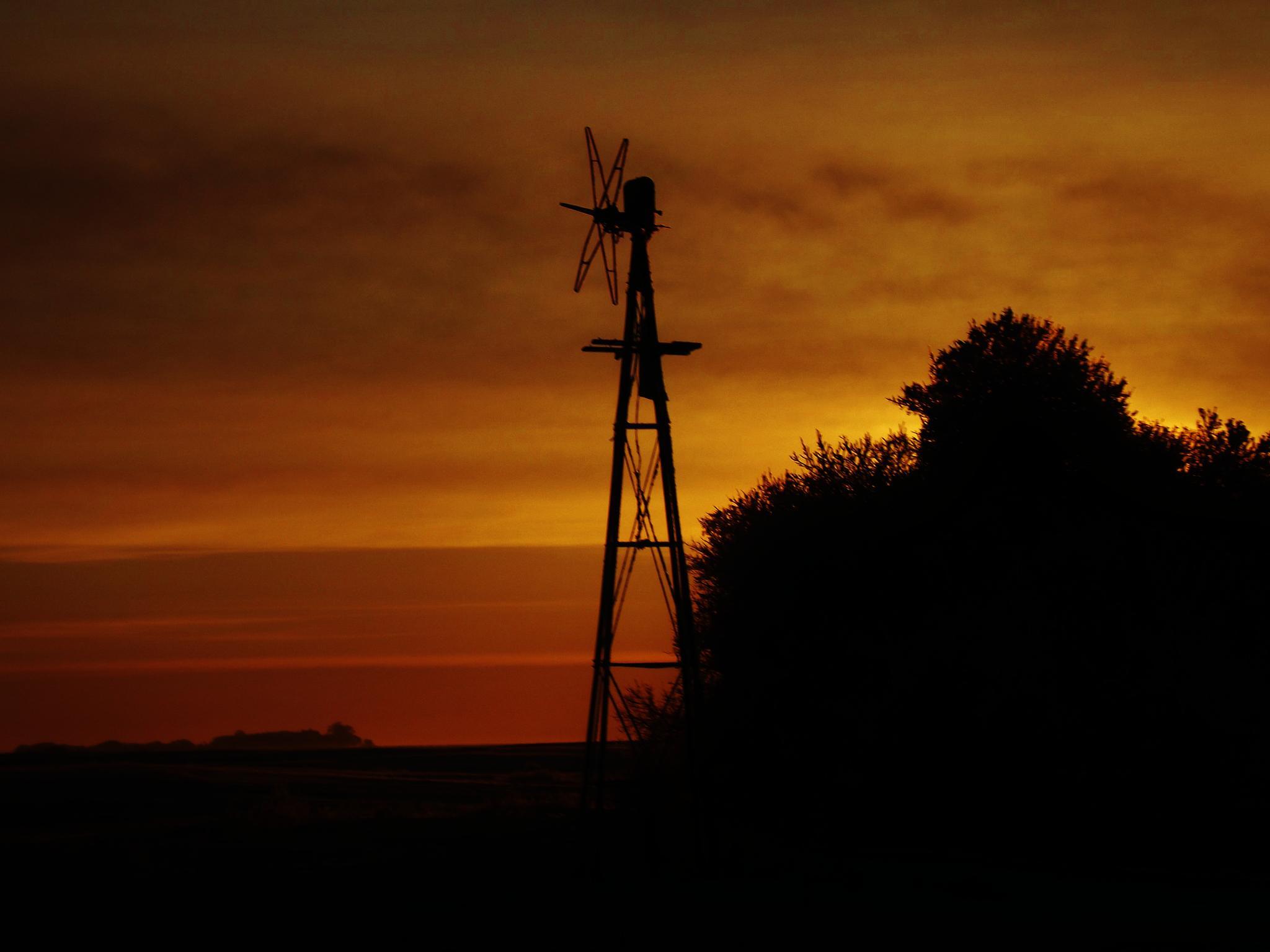 sunrise on a thursday - what my third eye saw by Rhyland Cottingham