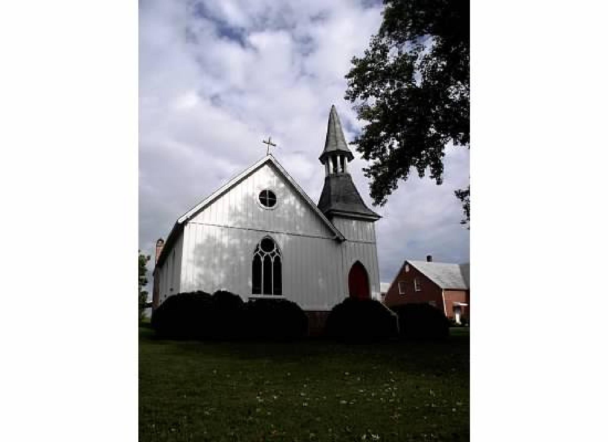 Old Church by kasey.bragg