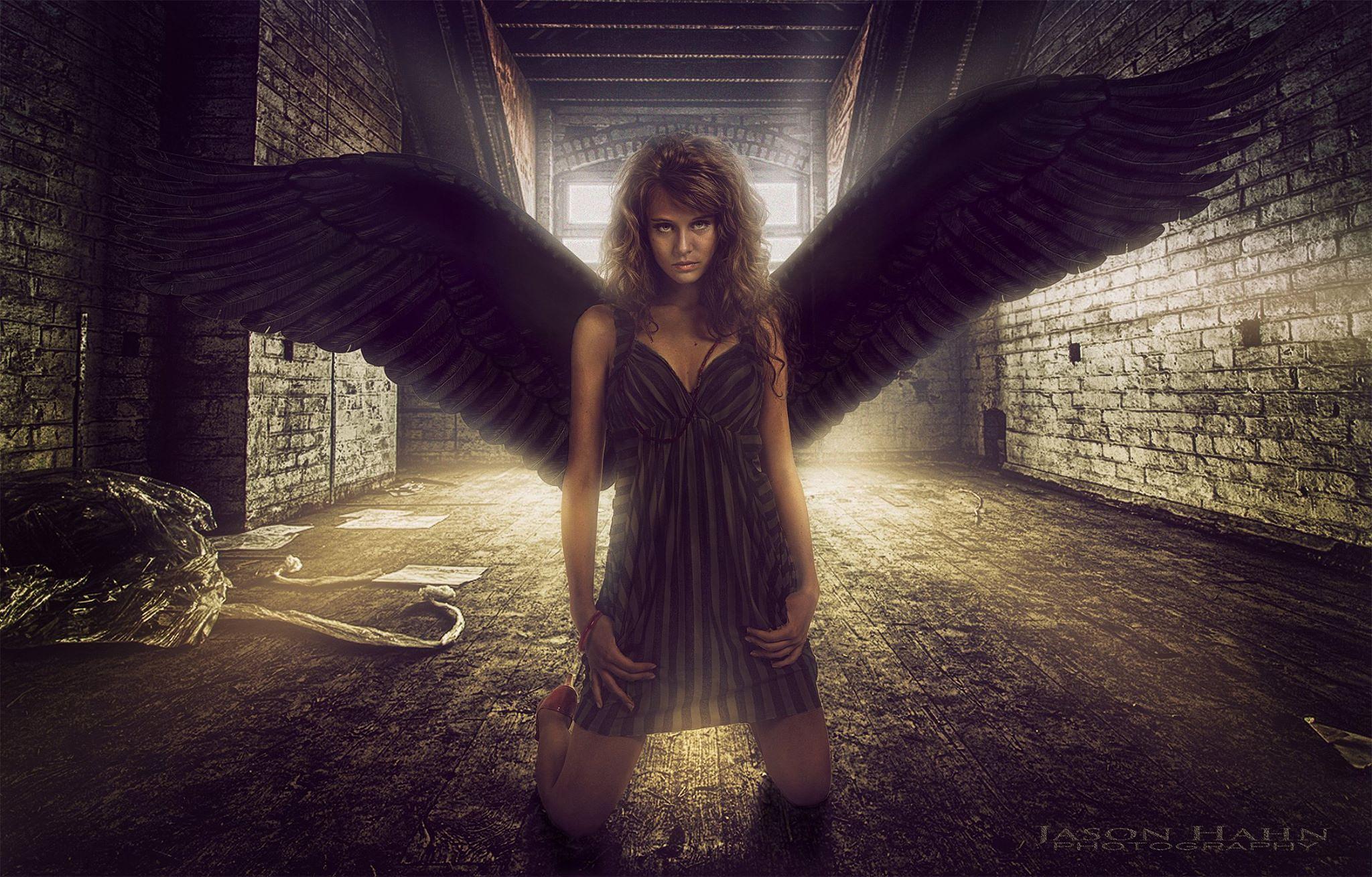 Dark Angel by Jason Hahn
