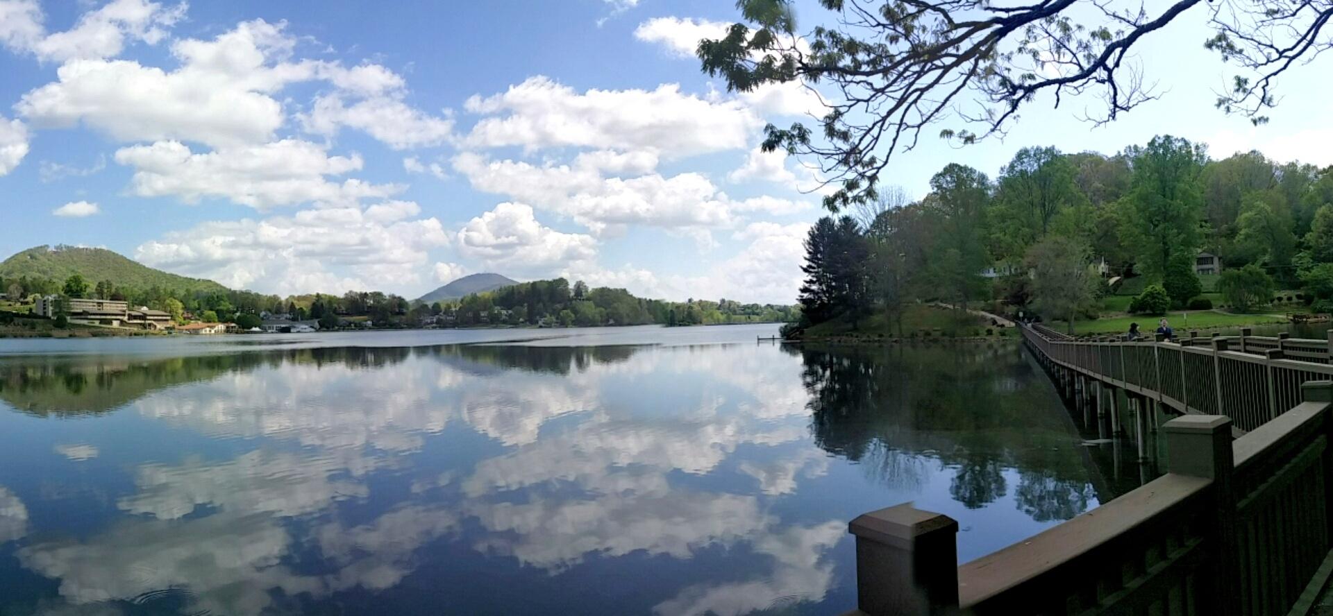 Lake Junaluska North Carolina by keith.kinsland