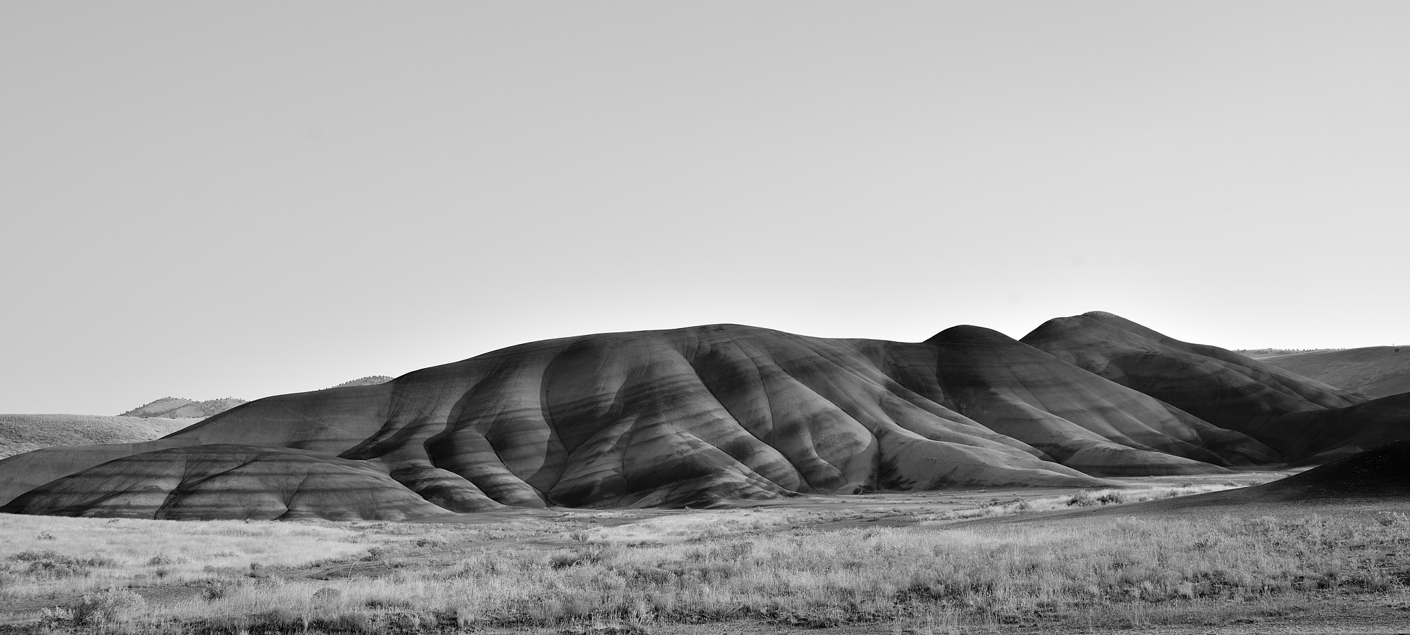"""""""Un-Painted Hills"""" by 808HabeloD."""