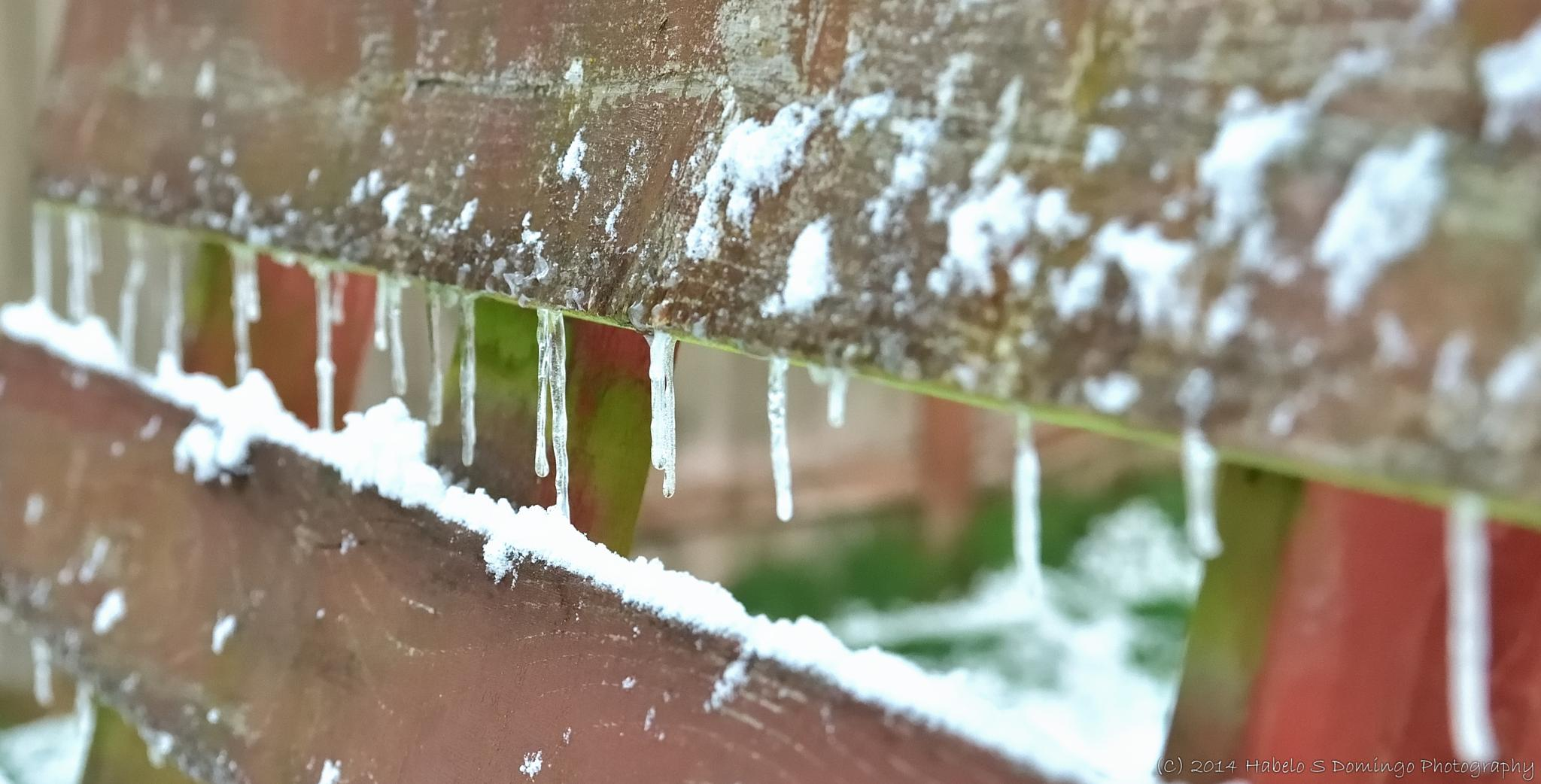 """""""Ice Bench"""" by 808HabeloD."""