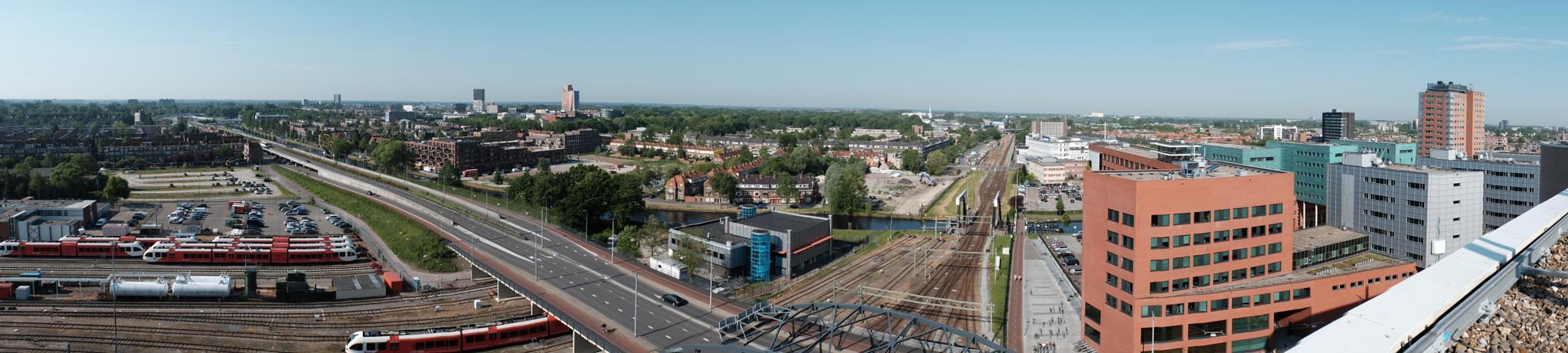 Cityscape by Ropje