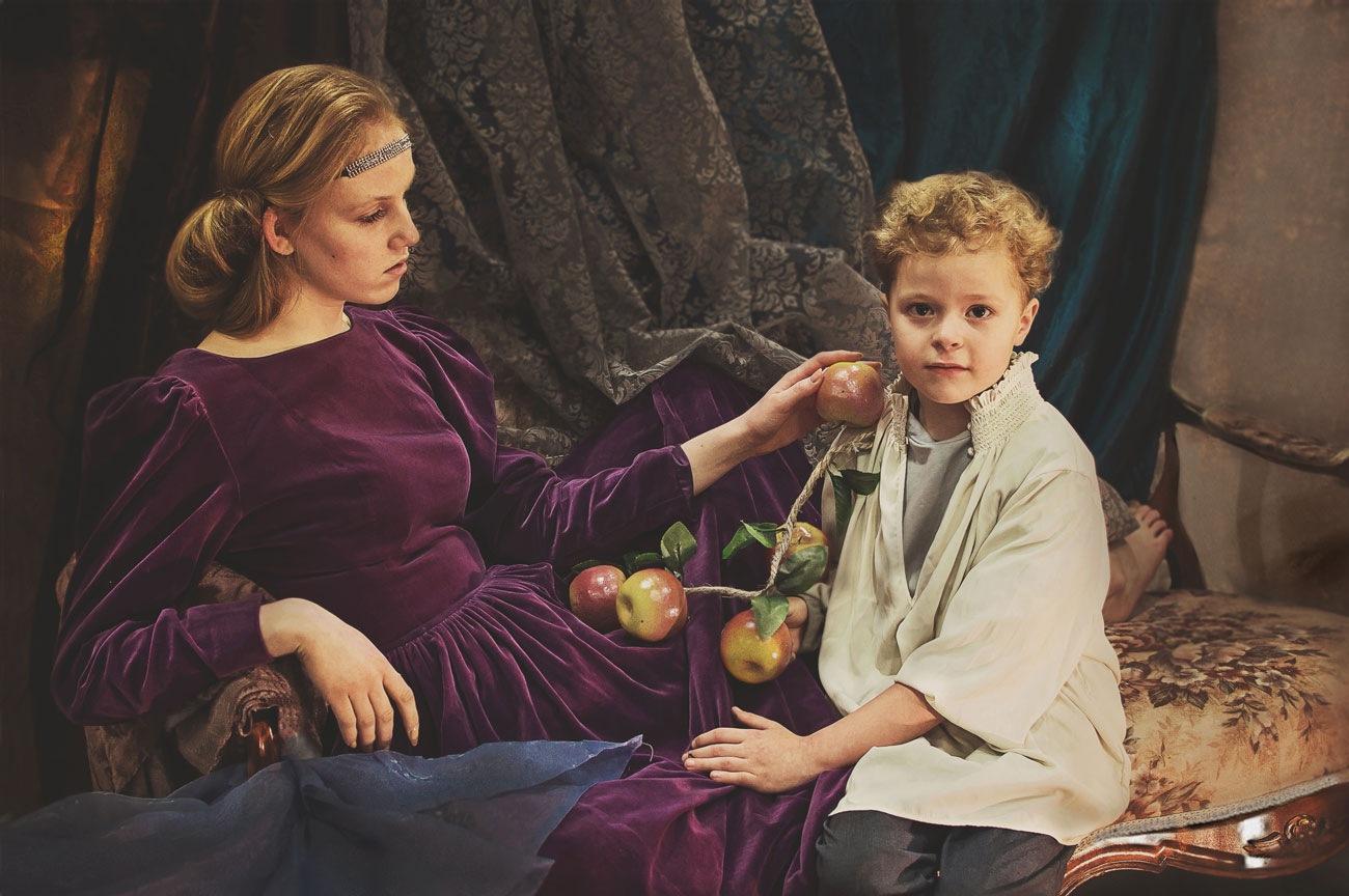 infants 1 by Emilija Va