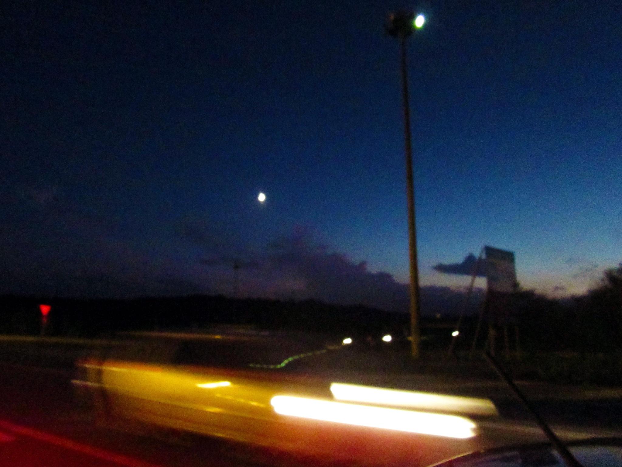 Nightscape by LoryC