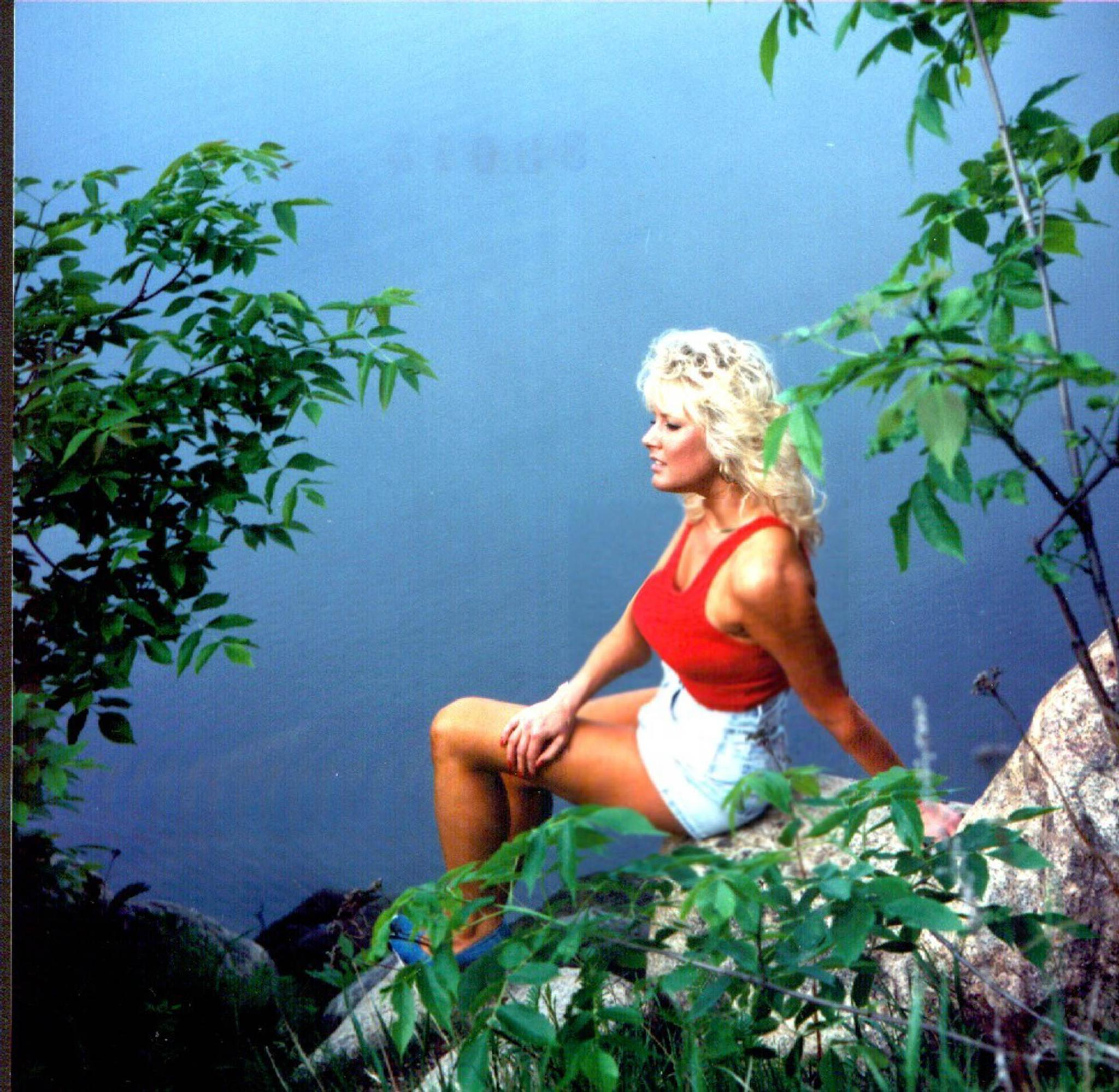 Debbie on the rocks by wes.johnson.58