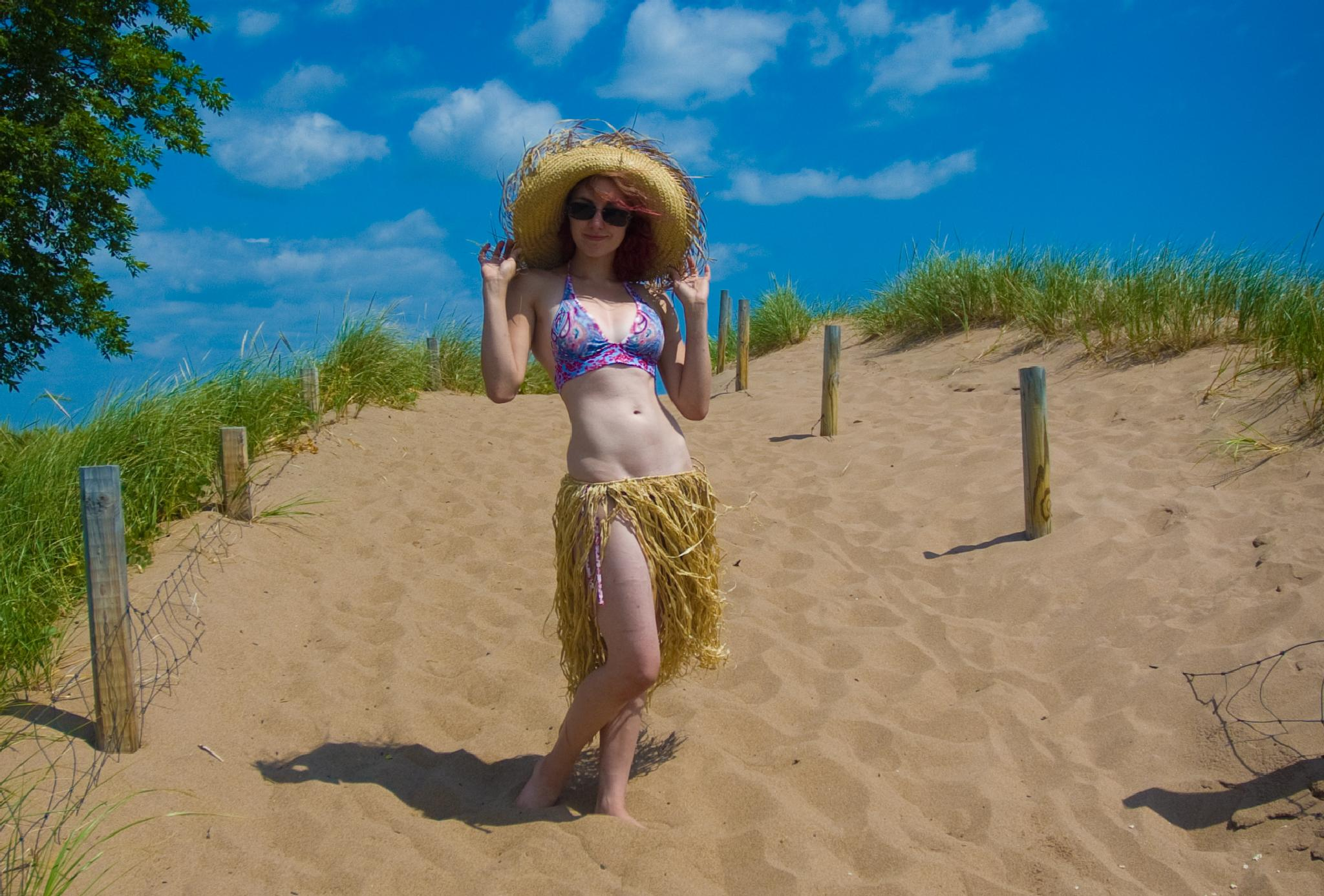 Nicole on the Dunes 2 by wes.johnson.58