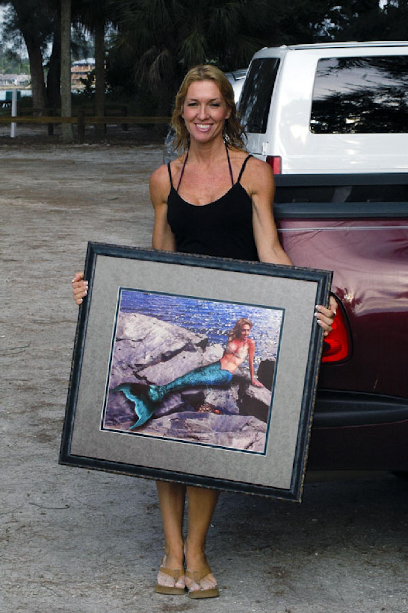 Gail Mermaid Transformation by wes.johnson.58
