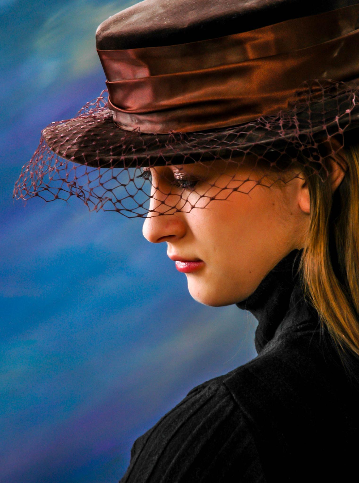 Ashley Hat by wes.johnson.58