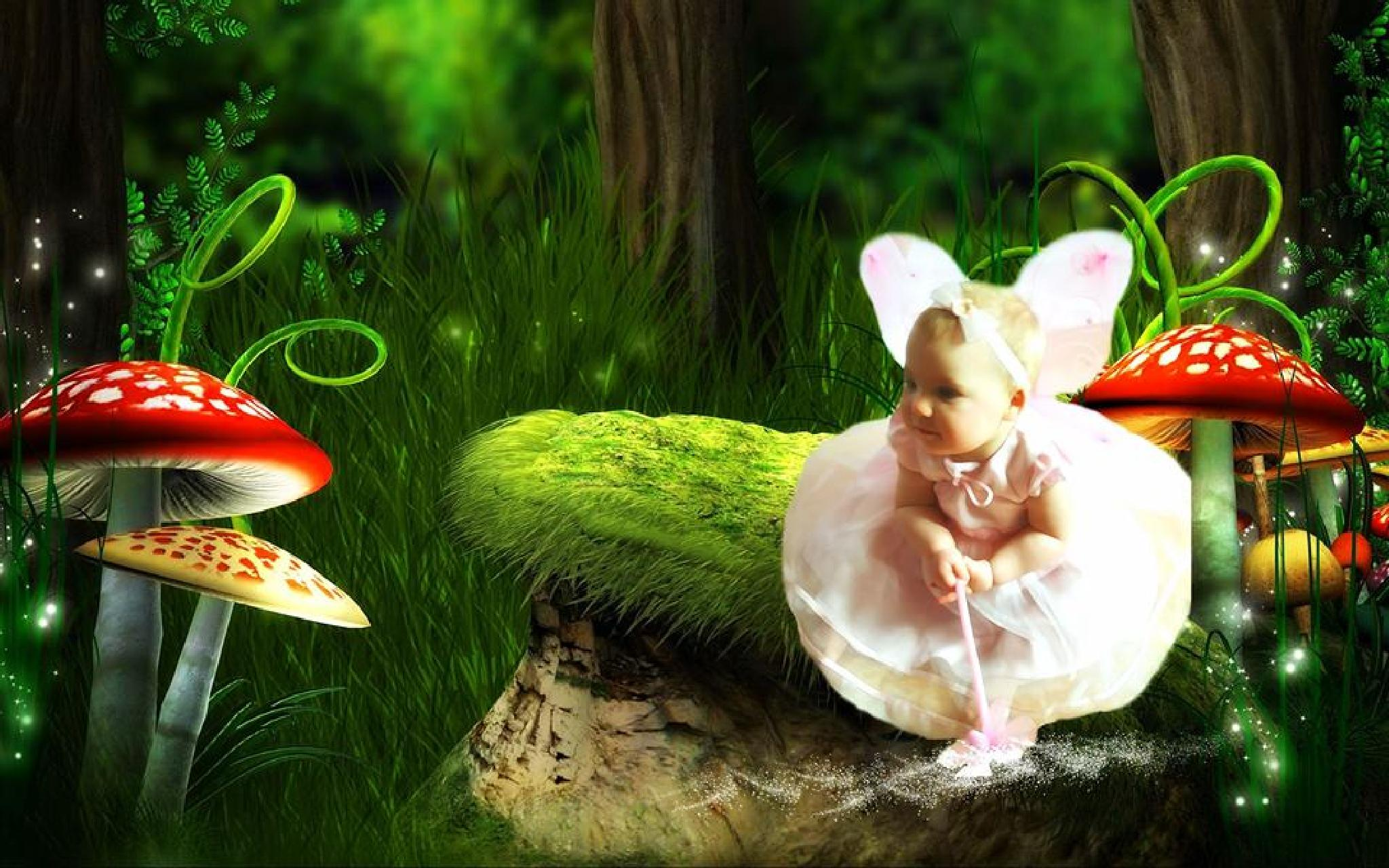 Fairy Baby by kayleigh.hunter1