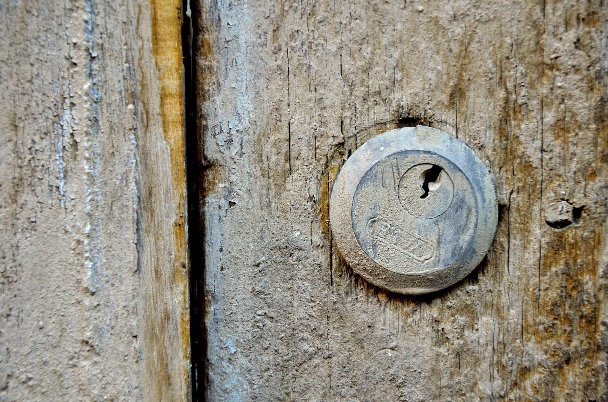 DOOR LOCK by rasa rezania
