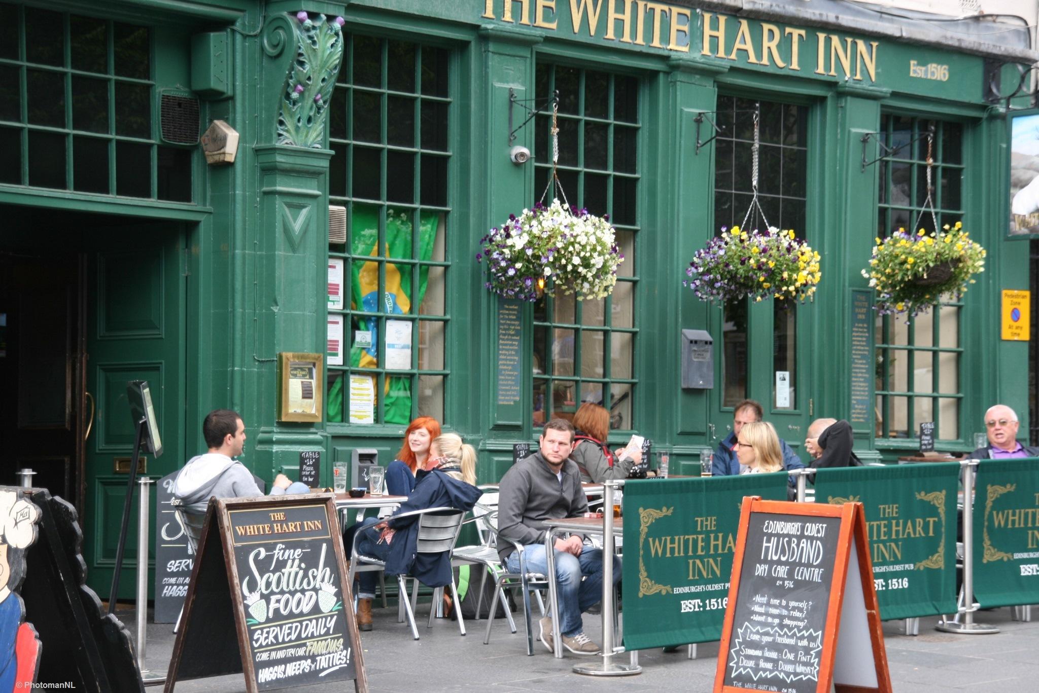 The White Heart Inn by PhotomanNL