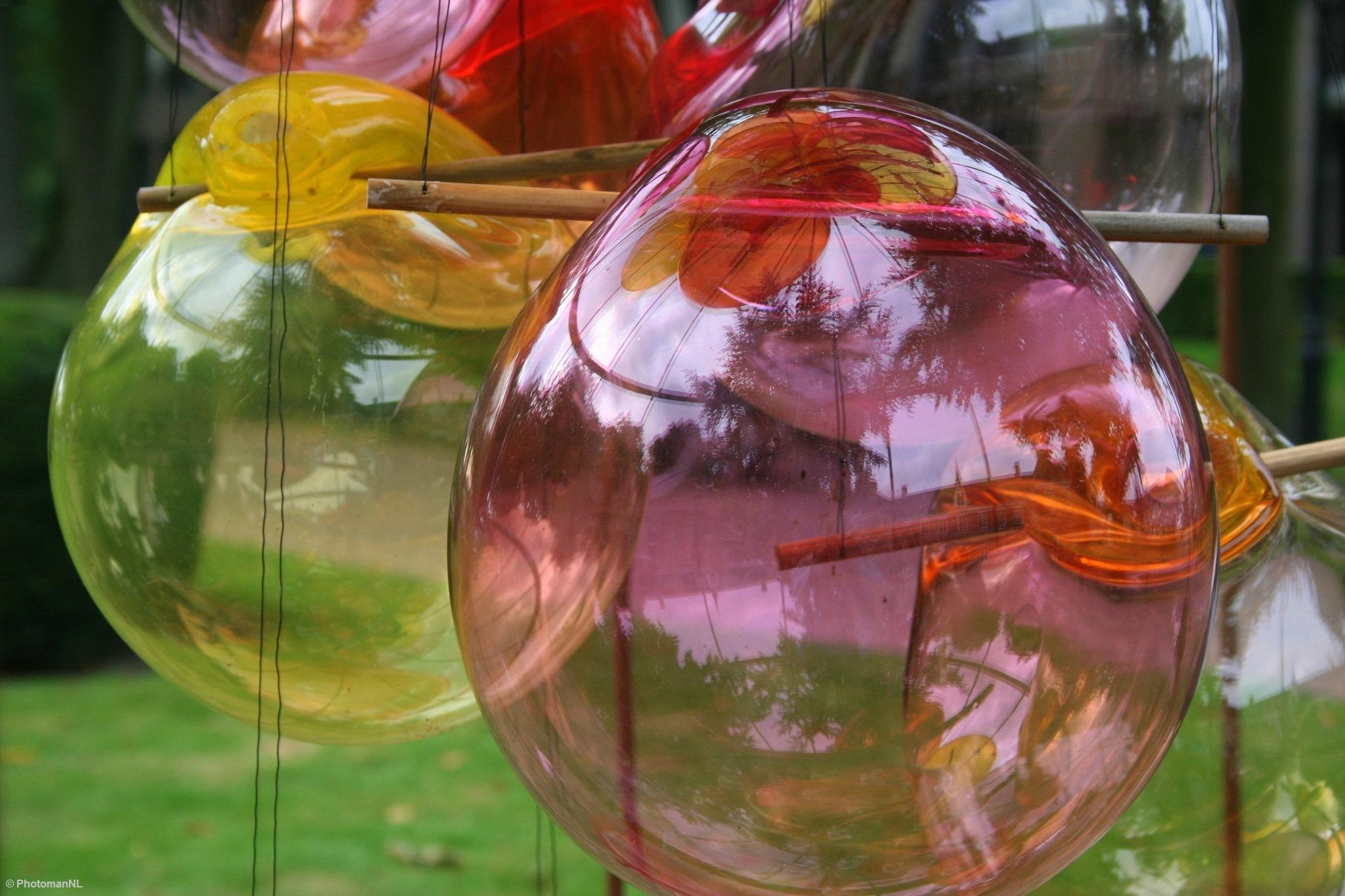 Glass art by PhotomanNL