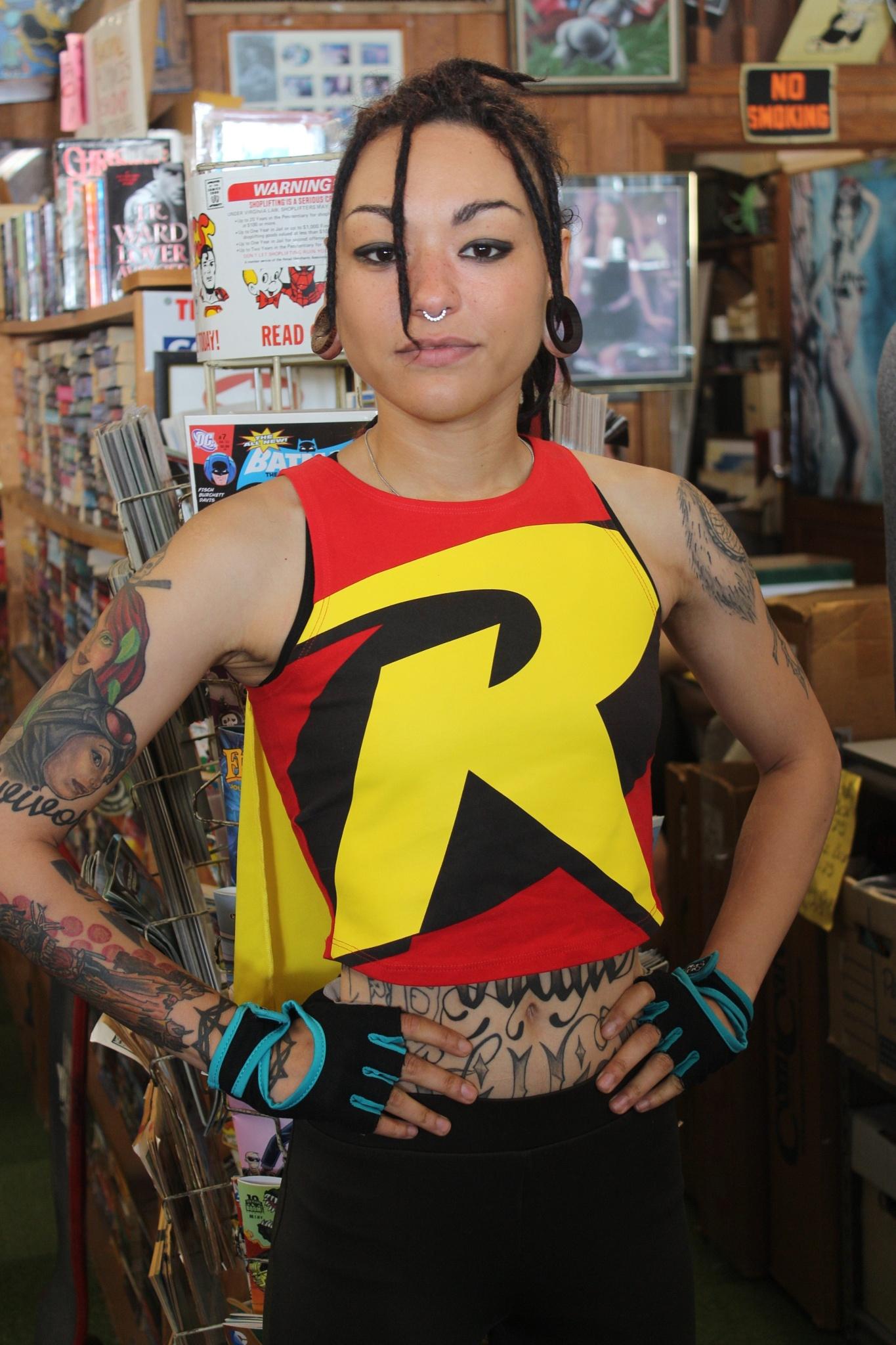 Robin by Wil Wrenn Jr