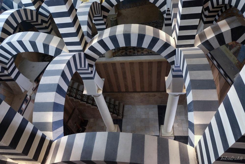 Illusioni Geometriche Rocchetta Mattei by andrea.guidi.po