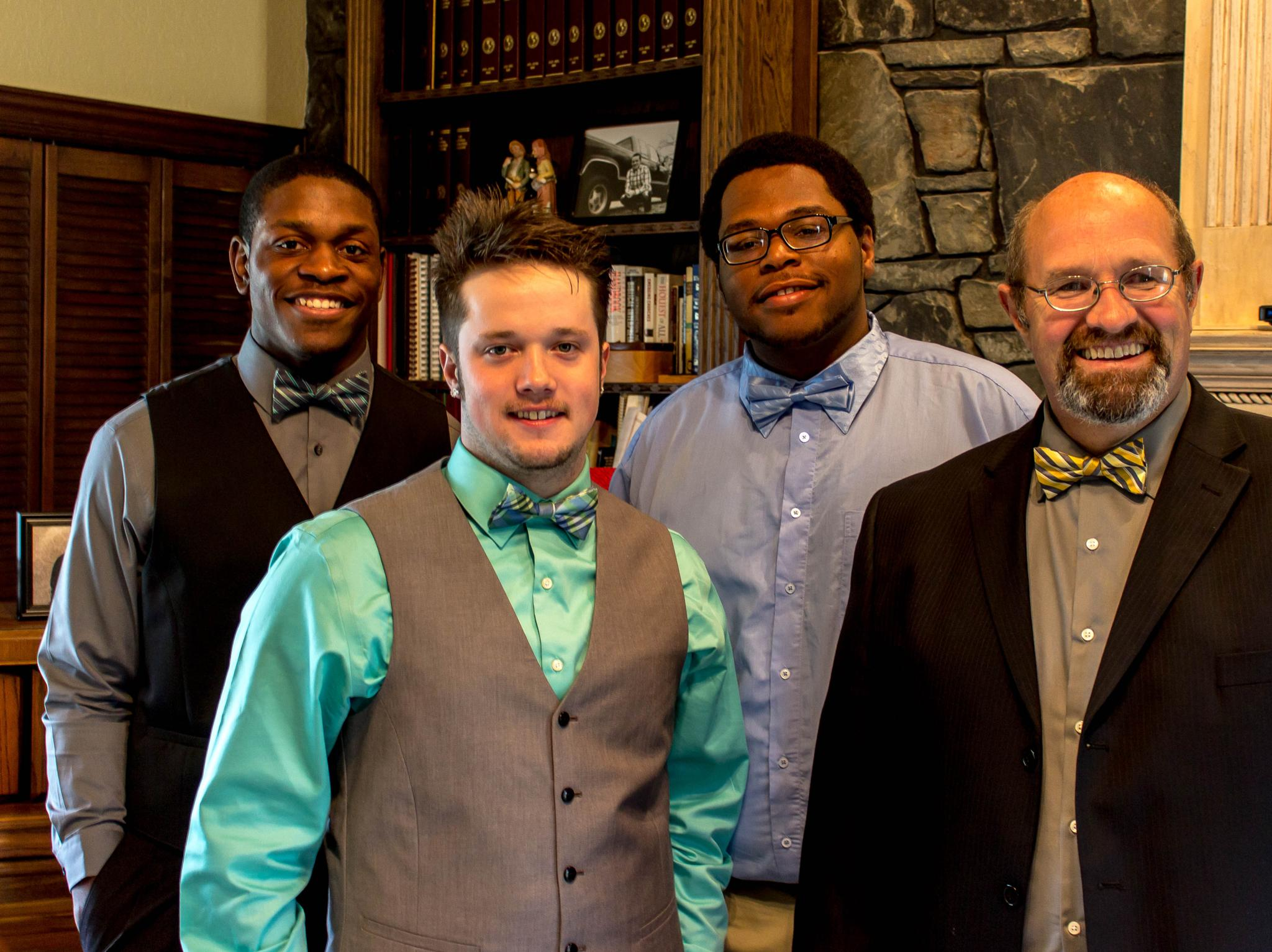 """Easter """"Bow Tie"""" Brothers by Keith Fife"""