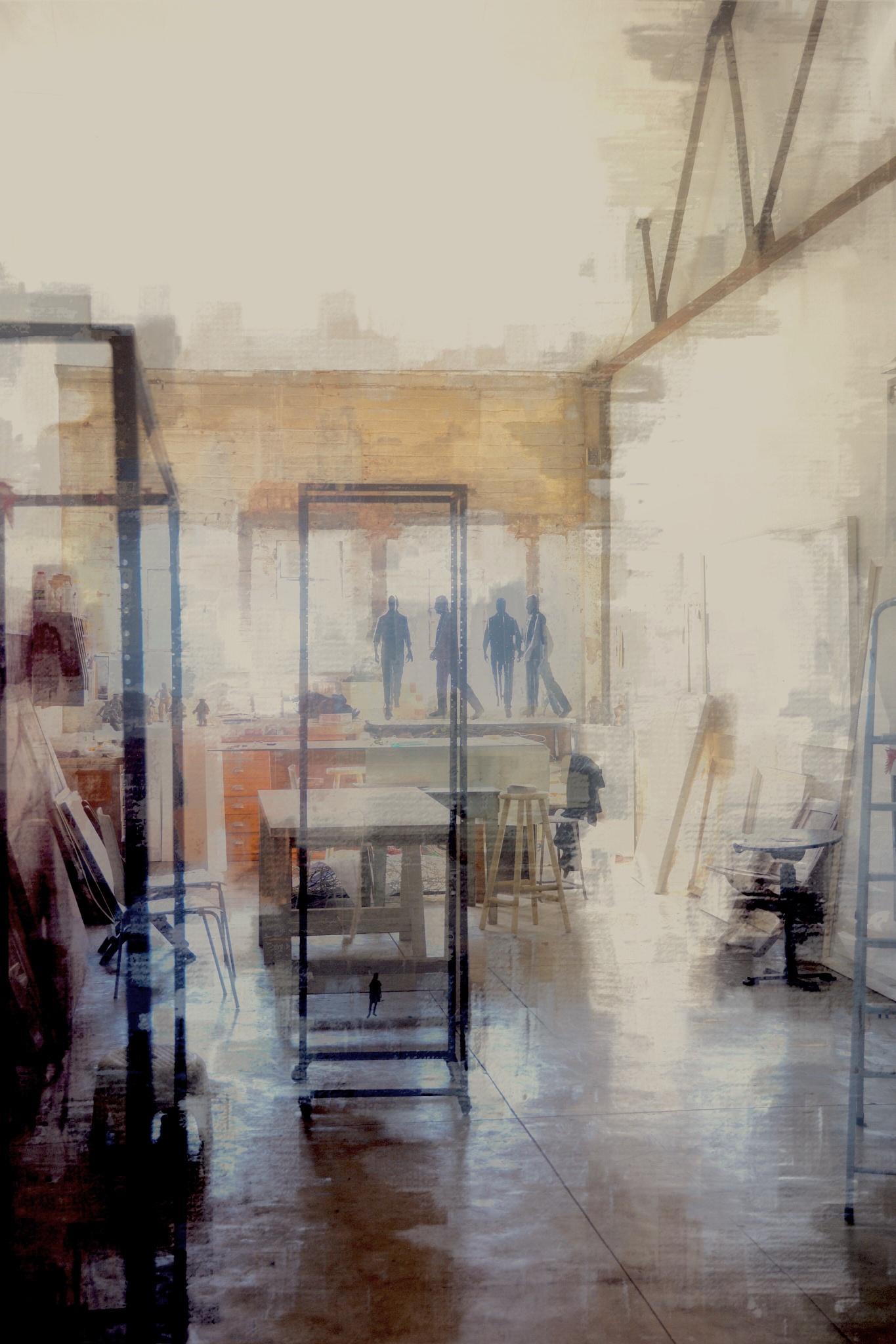 Ghosts: Jozi Gallery by amy.selwyn