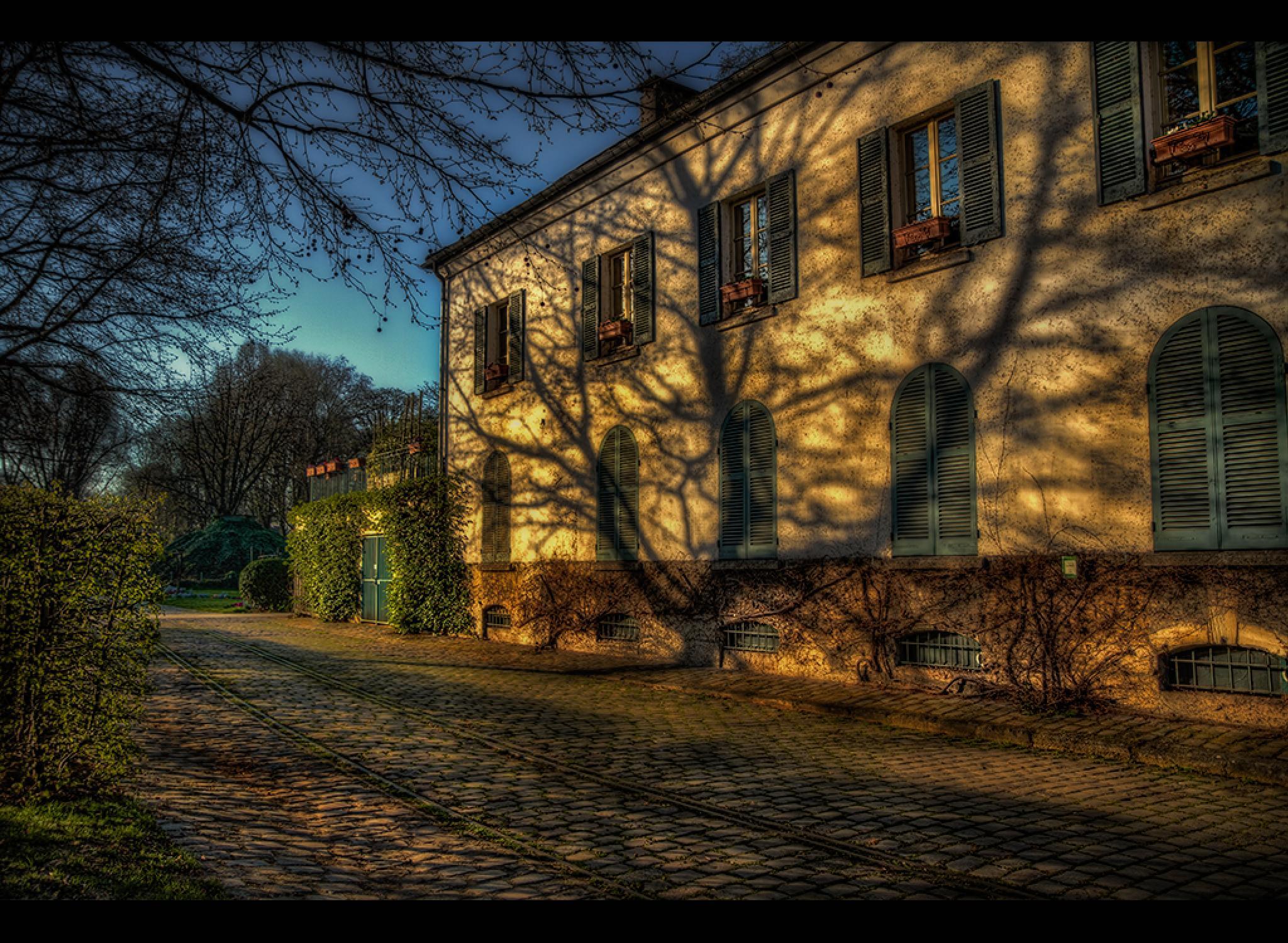 Bercy village by bolino
