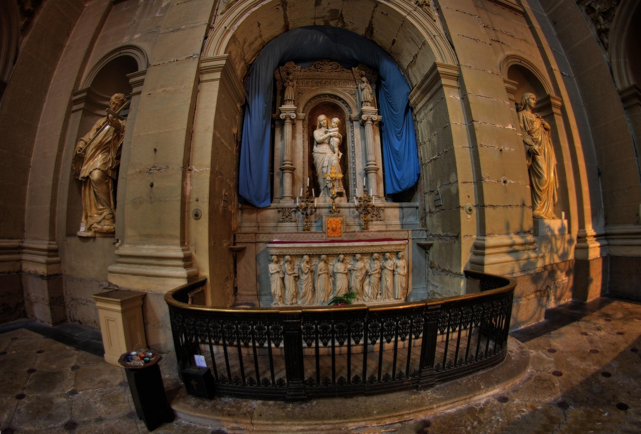 Saint Polycarpe - Lyon by bolino