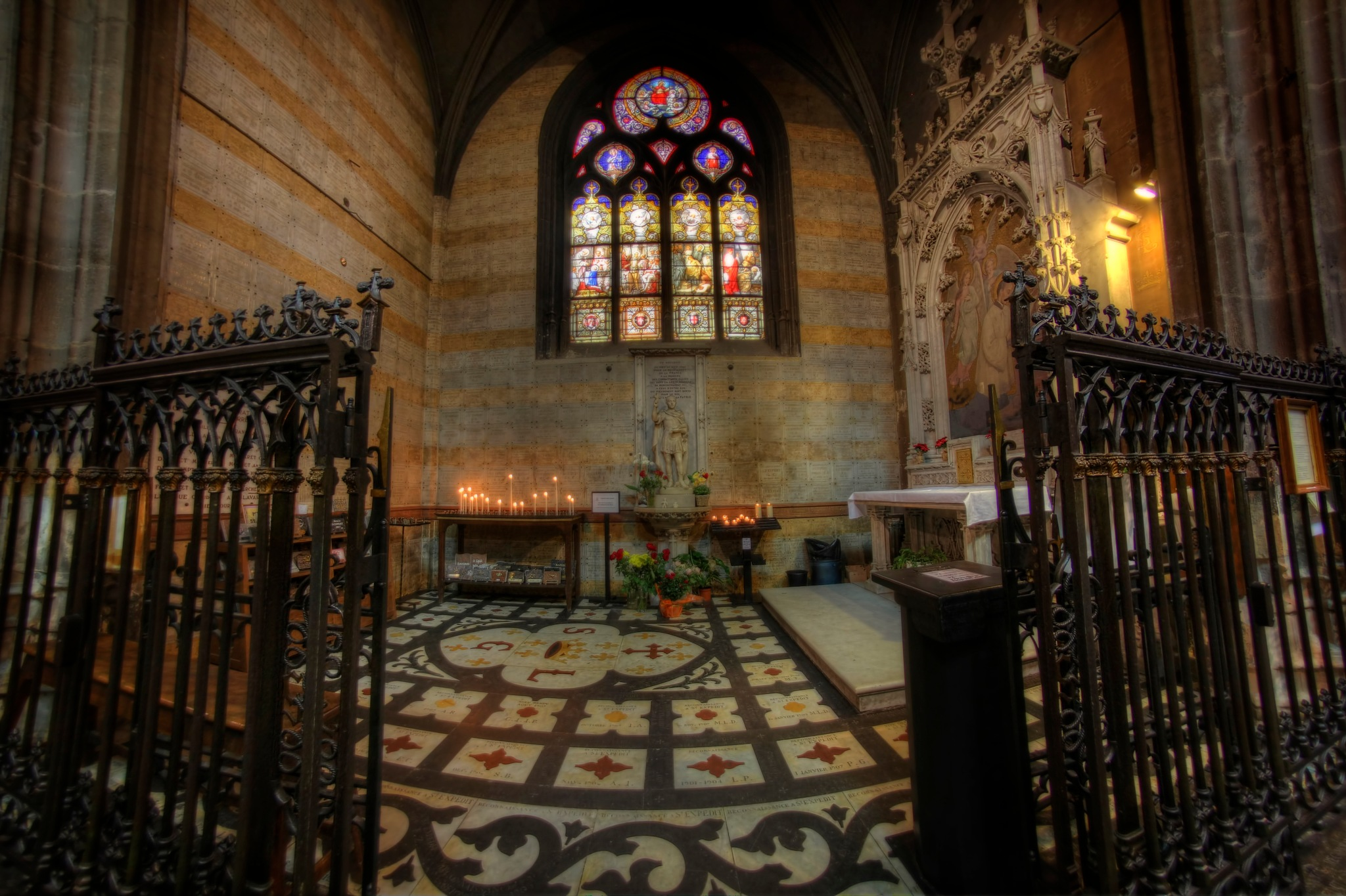 Sant Nizier church - Lyon by bolino