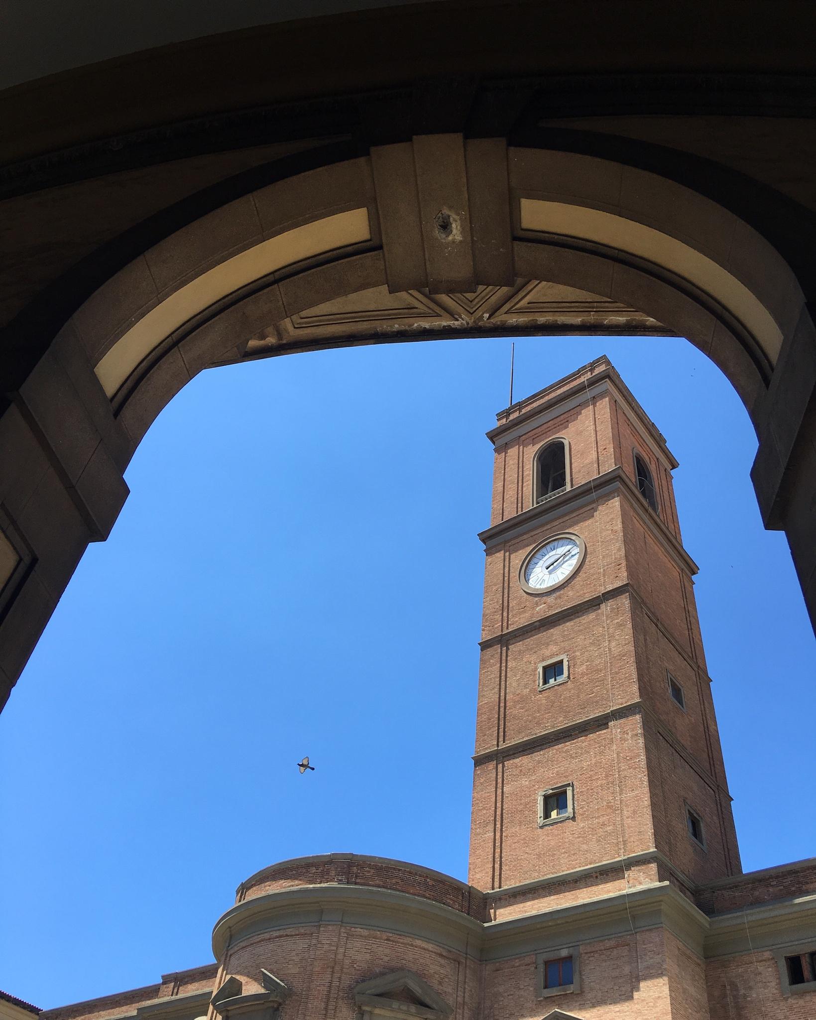 Clock Tower by arlenensik