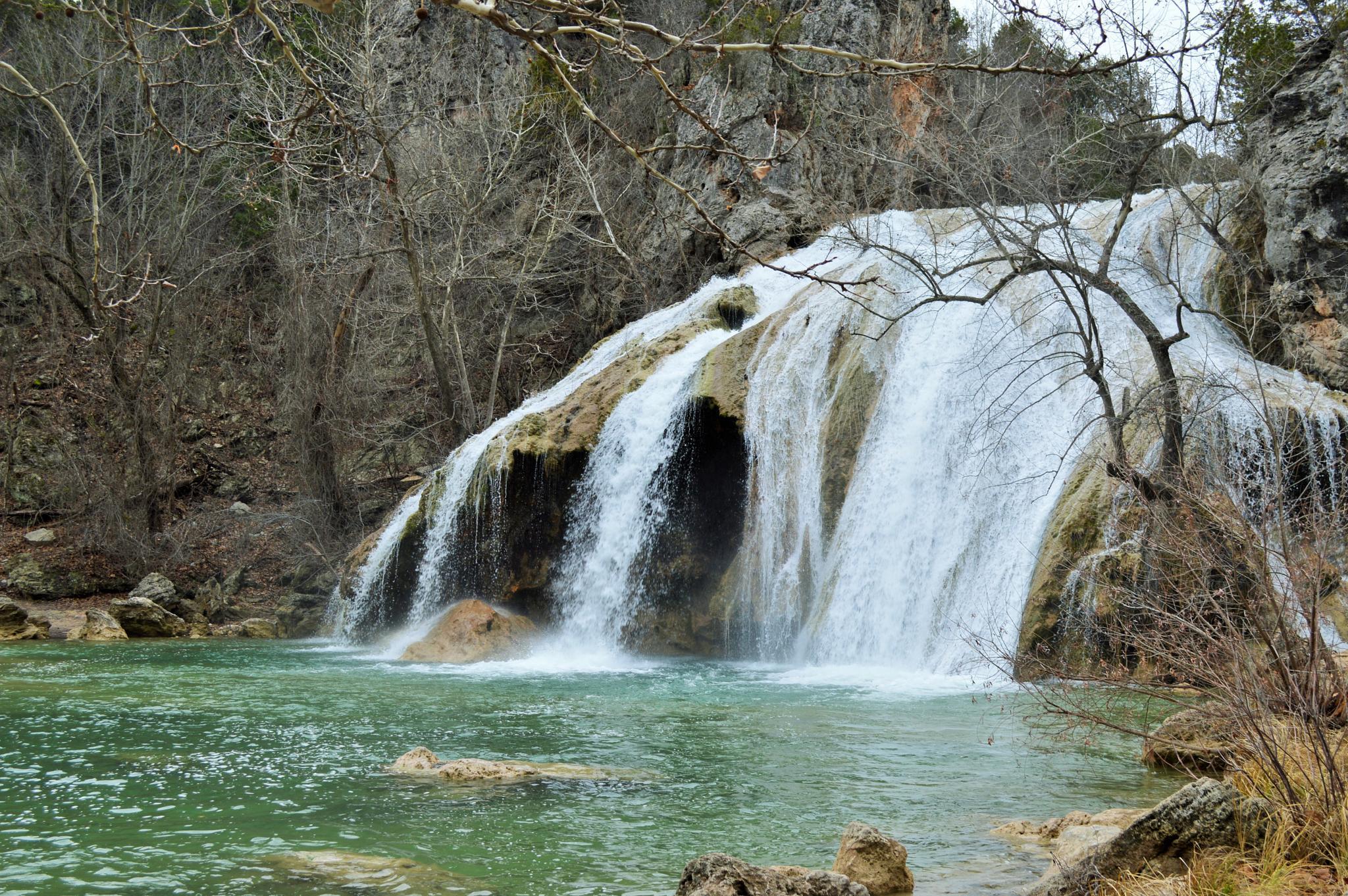 Turner Falls by VickiB