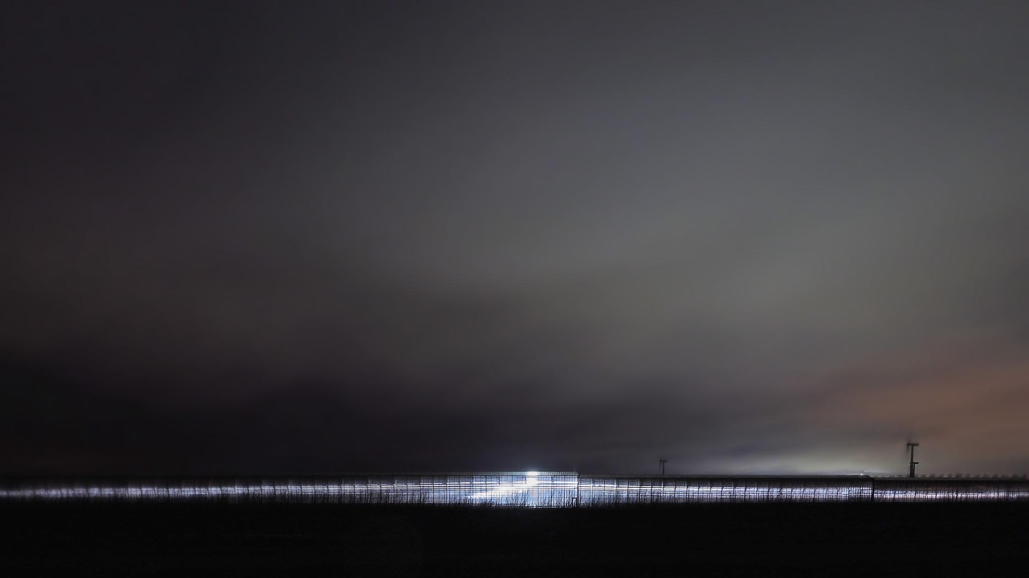 The Greenhouse Effect by Koos Fernhout