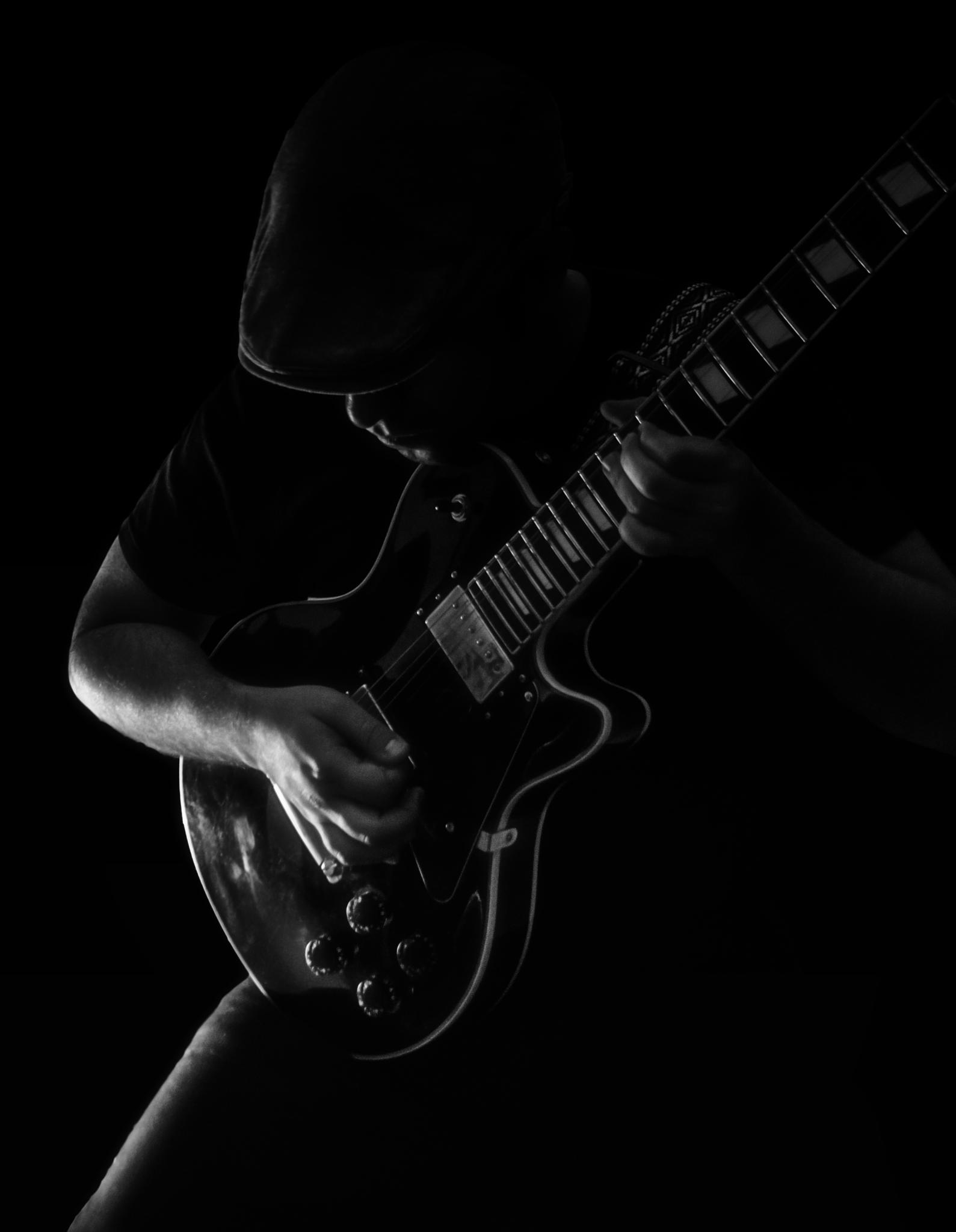 Guitar by Photo Shot