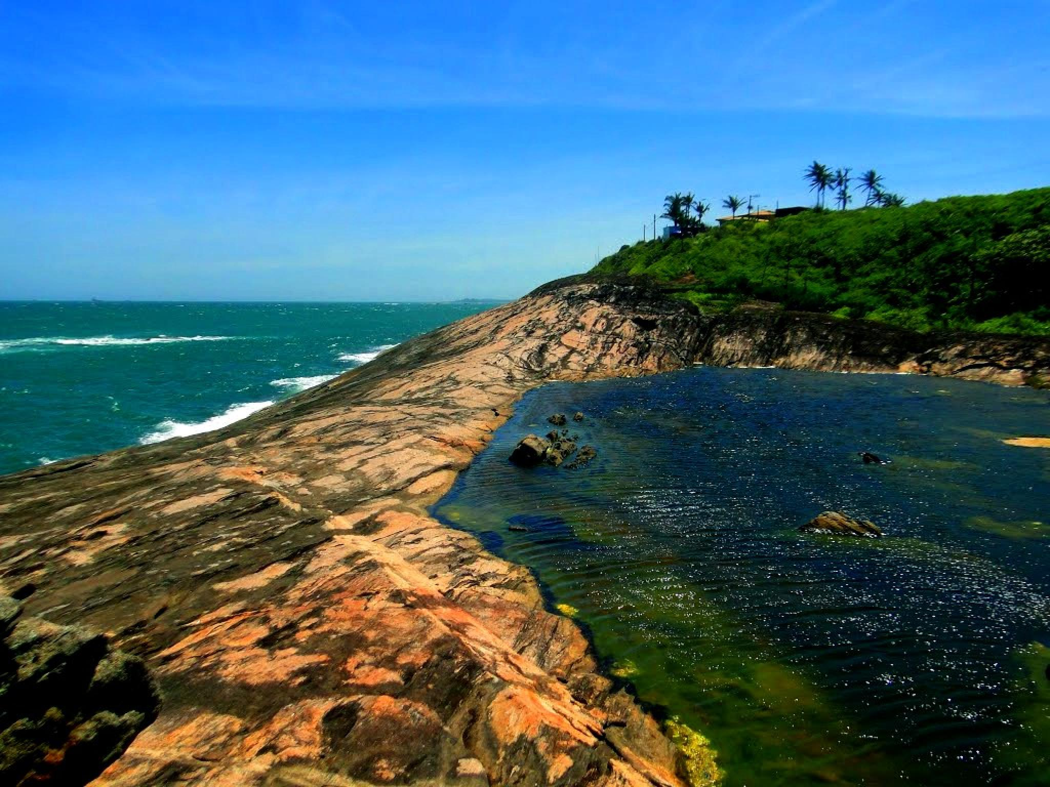 Photo in Landscape #beach #brazil #espirito santo