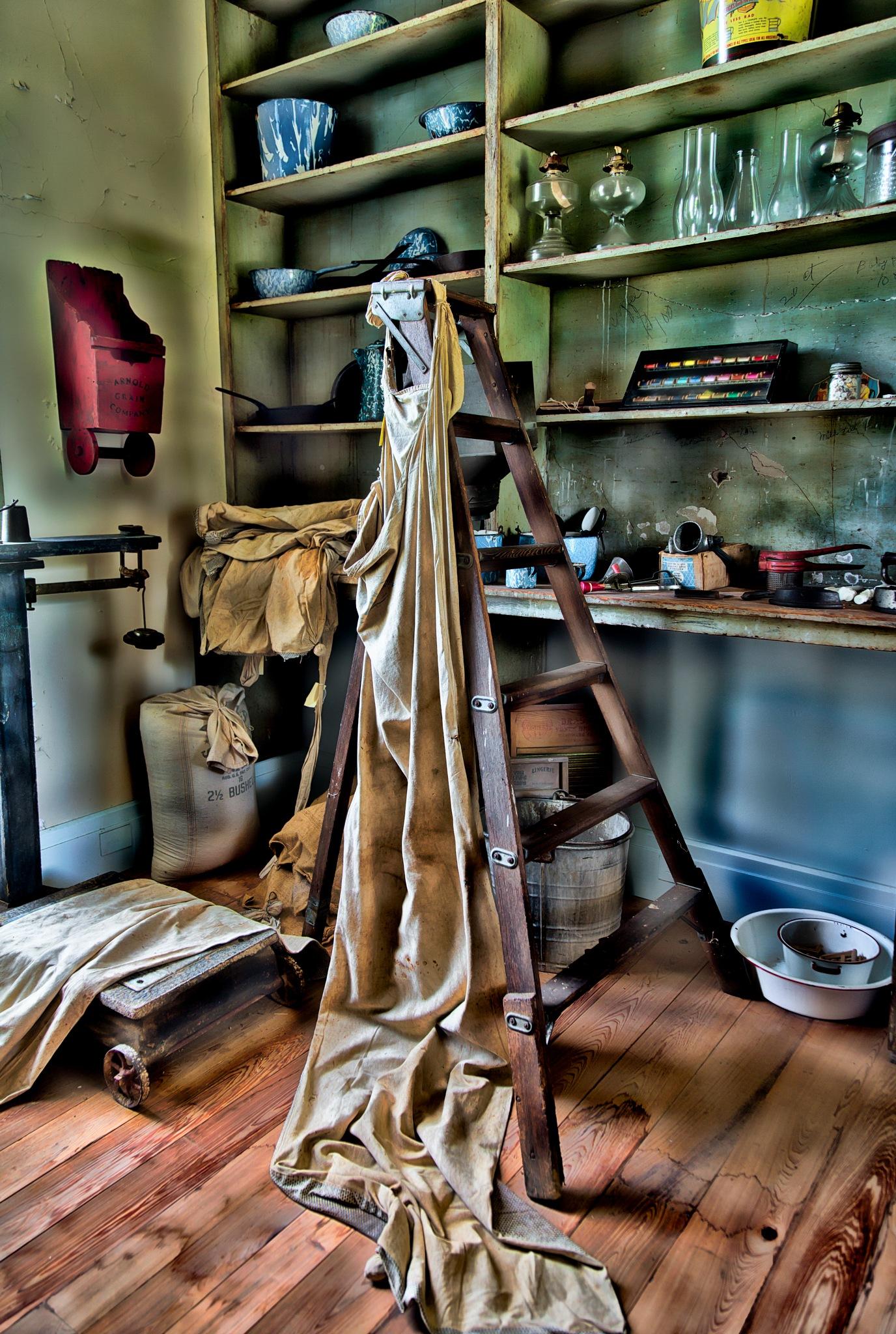Storeroom by dorothy.pierinirodgers