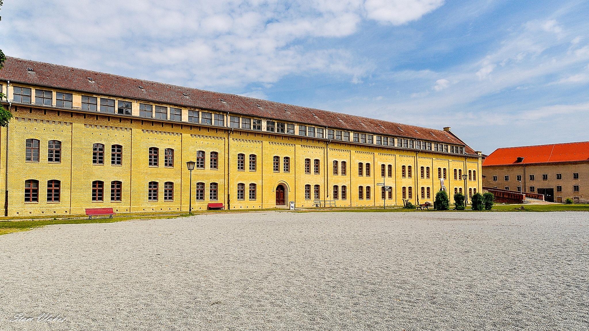 Spandau Museum. (Full screen please) by Stamatis Vlahos