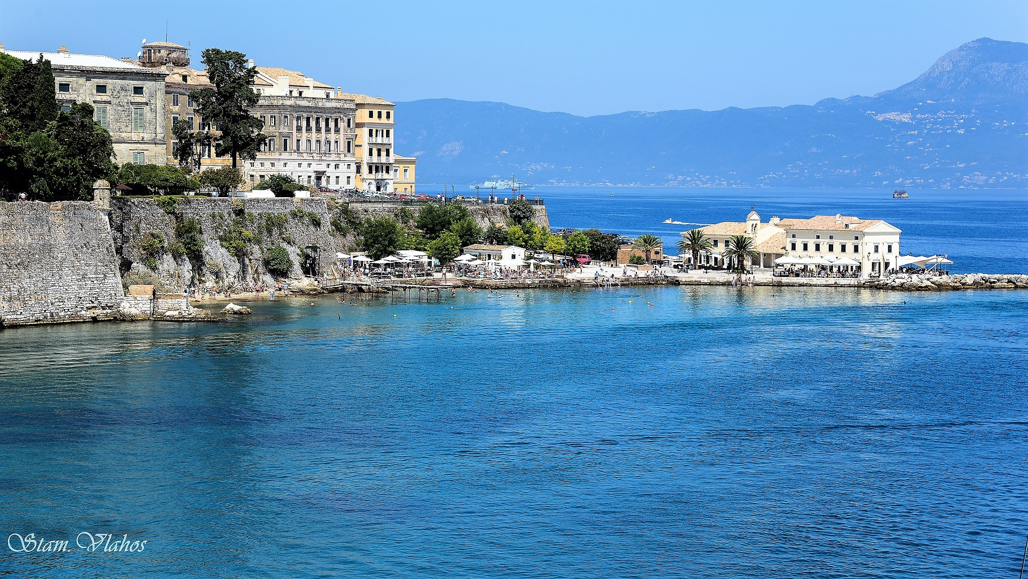 Live your dream in beautiful Corfu. by Stamatis Vlahos