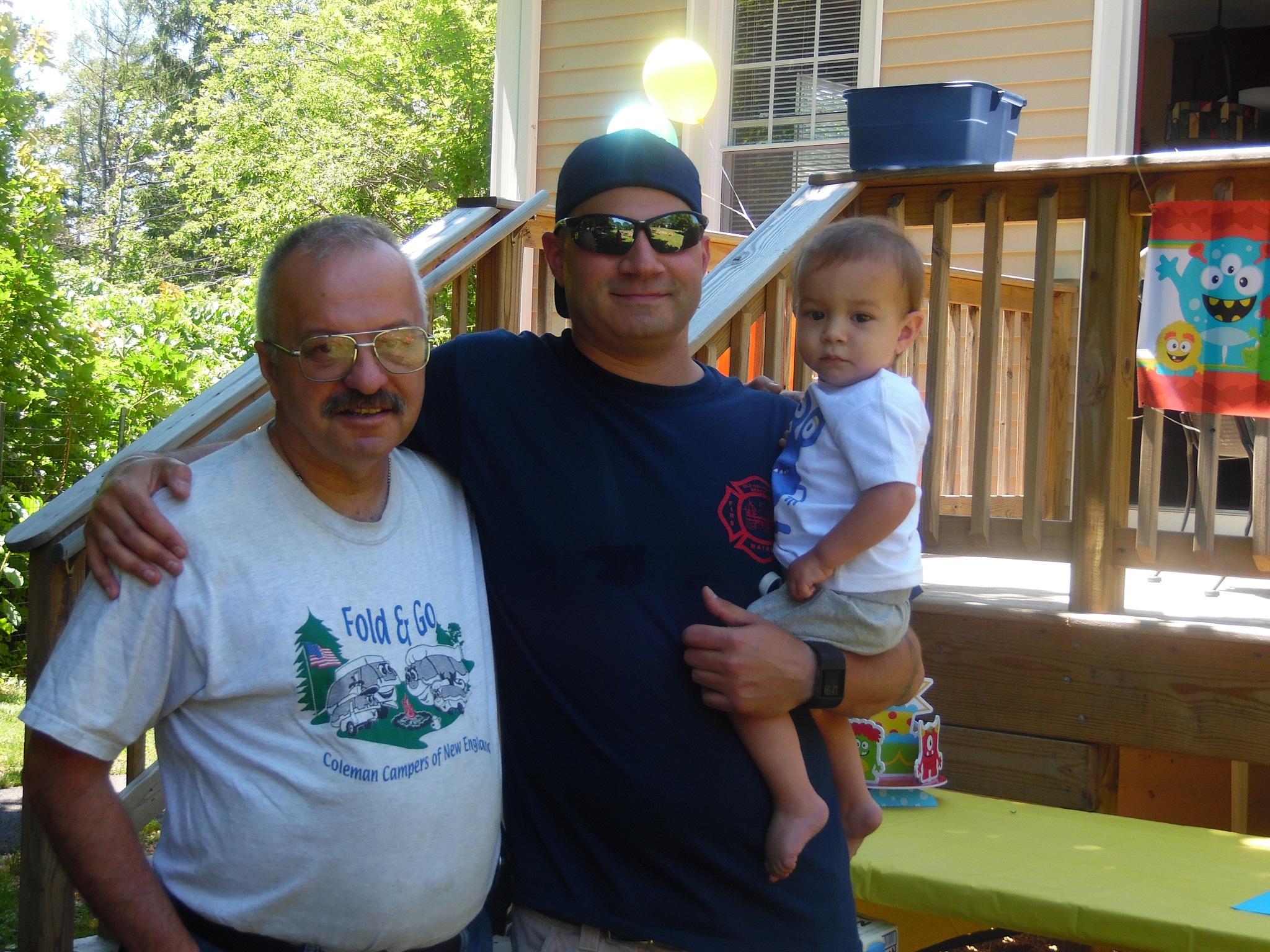 Family 3 generations by lori.baptiste.7