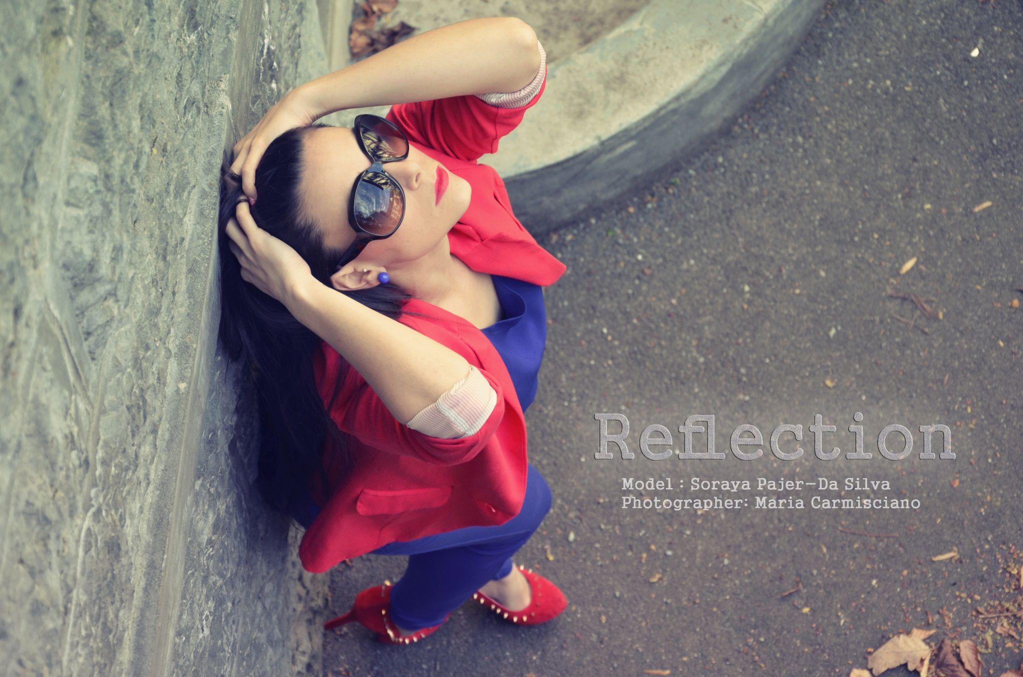 Reflection by mariacarmiscianoph