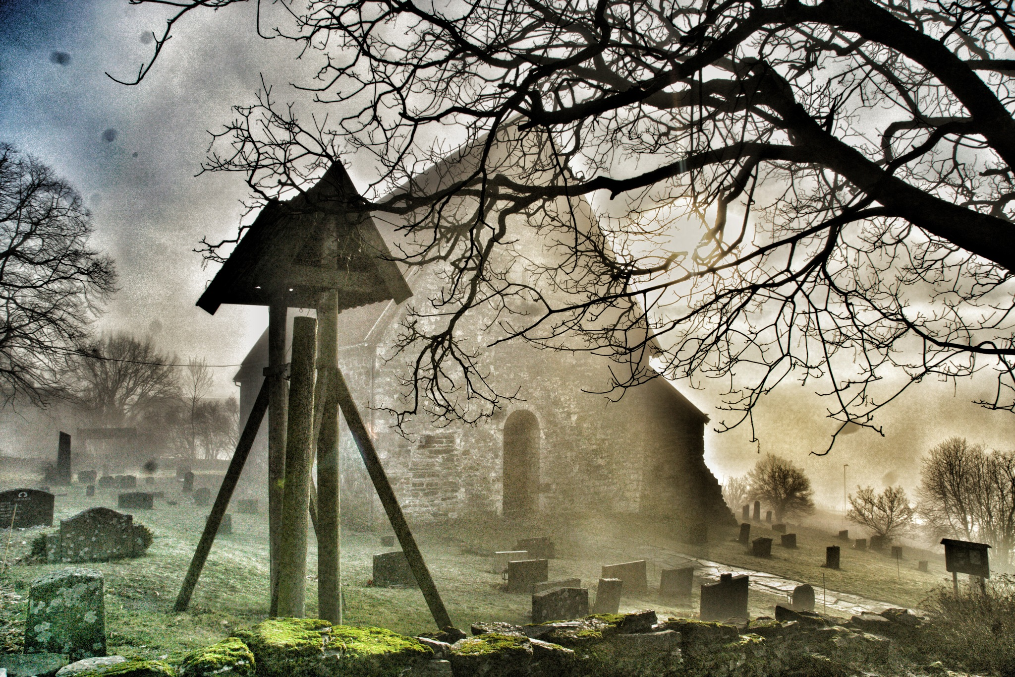 This old house by Roger Naess